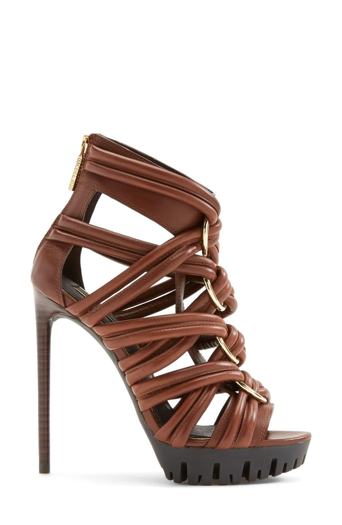 Alternate Image 4  - Rachel Zoe 'Harlin' Leather Sandal (Women)
