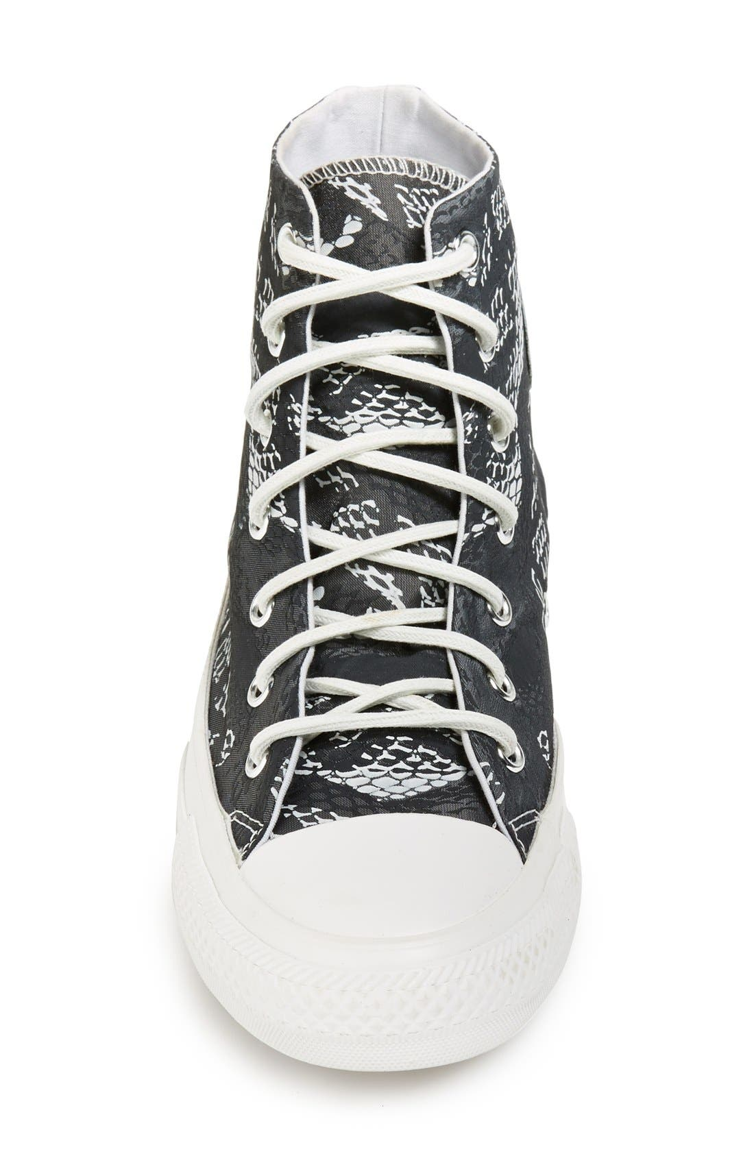 Alternate Image 7  - Converse Chuck Taylor® 'Reptile Print' High Top Sneaker (Women)