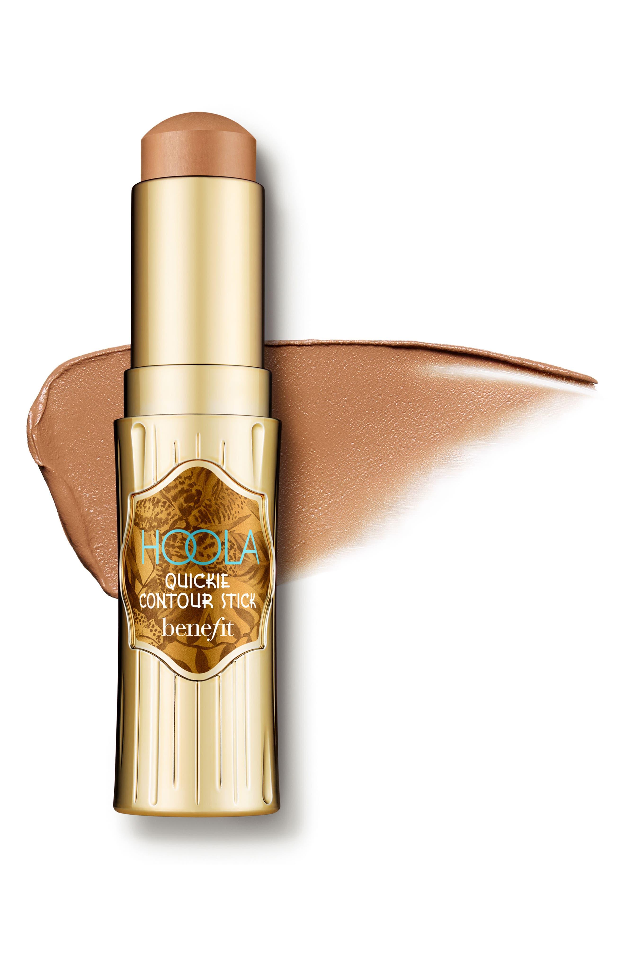 Benefit Hoola Cream-to-Powder Quickie Contour Stick,                             Alternate thumbnail 2, color,                             Bronze