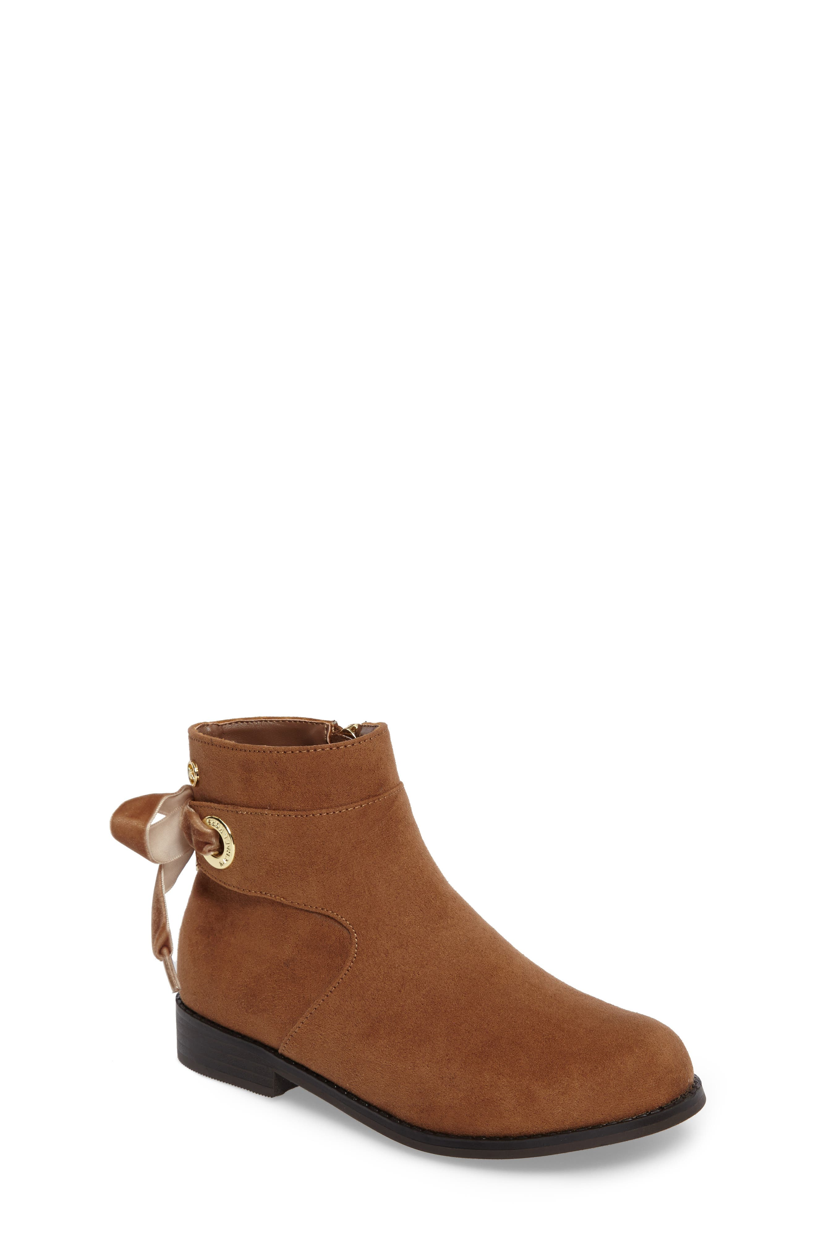 MICHAEL Michael Kors Emma Deb Bootie (Walker, Toddler, Little Kid & Big Kid)