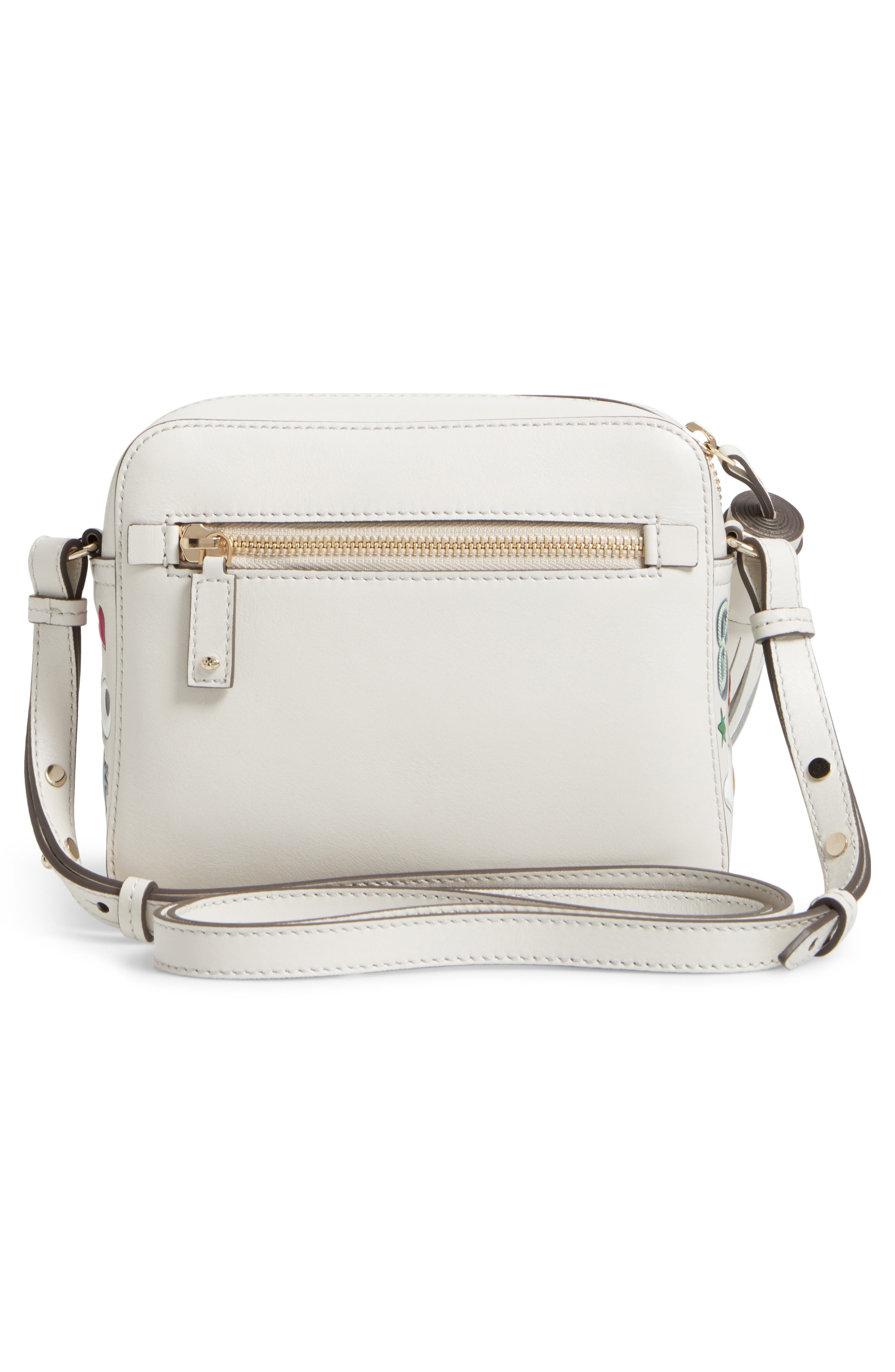 Alternate Image 3  - Anya Hindmarch Allover Sticker Leather Crossbody Bag