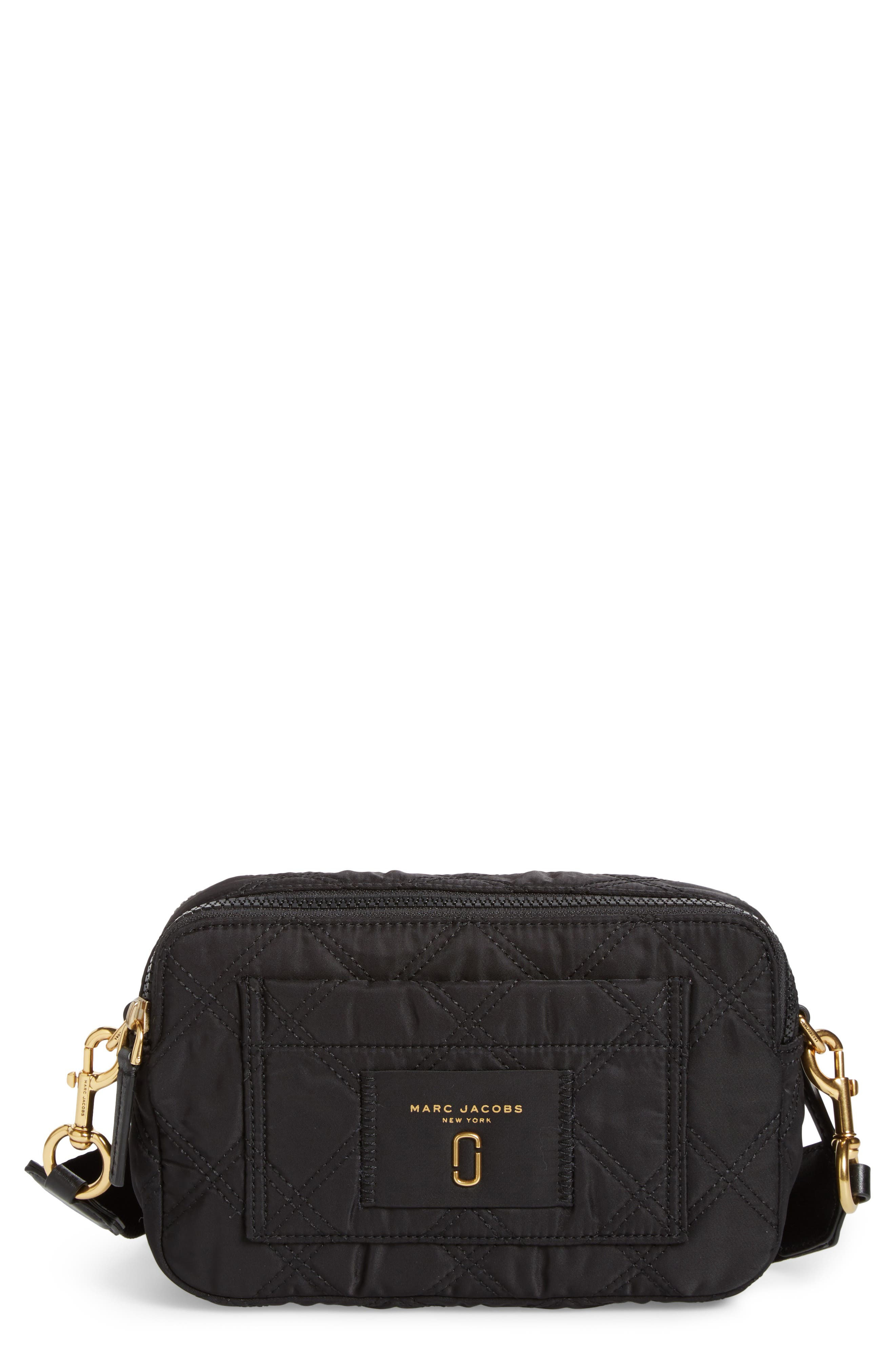 Main Image - MARC JACOBS Nylon Knot Crossbody Bag