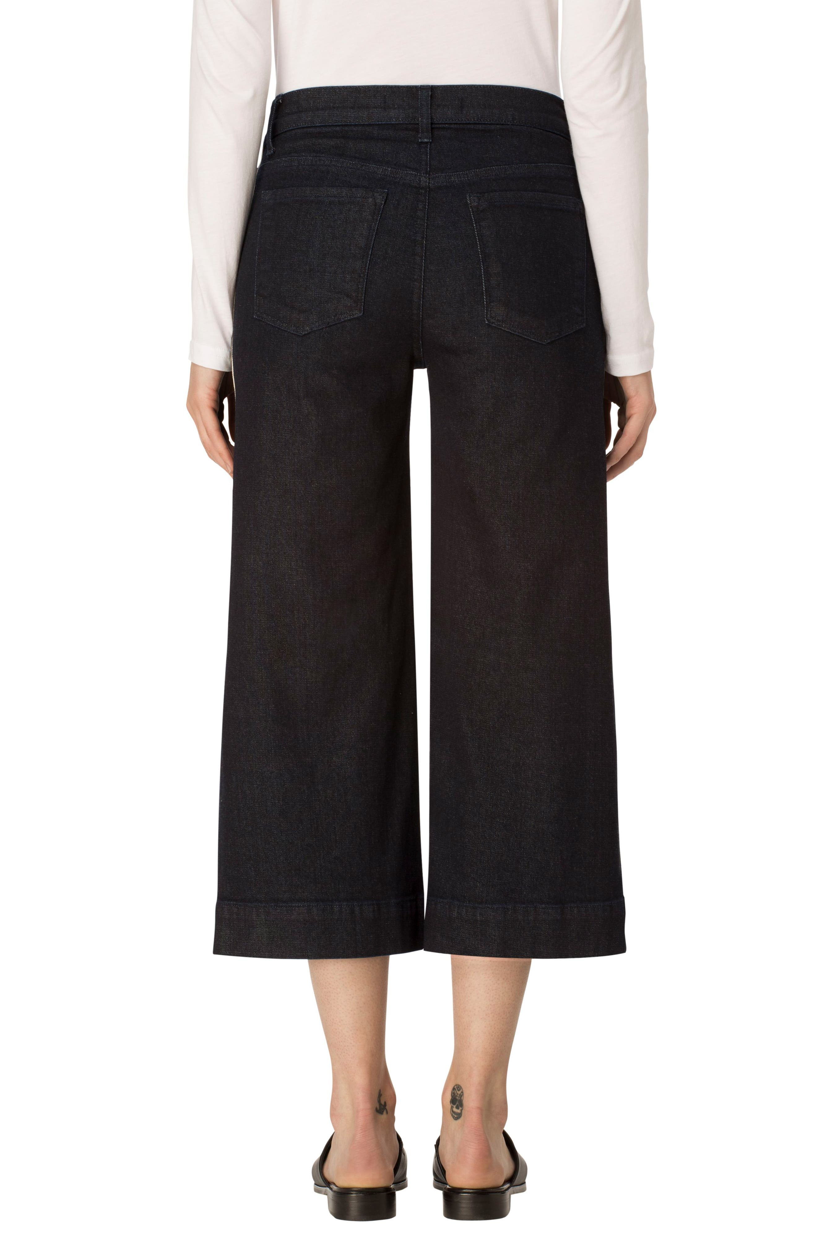 Alternate Image 2  - J Brand Liza Flare Leg Culottes