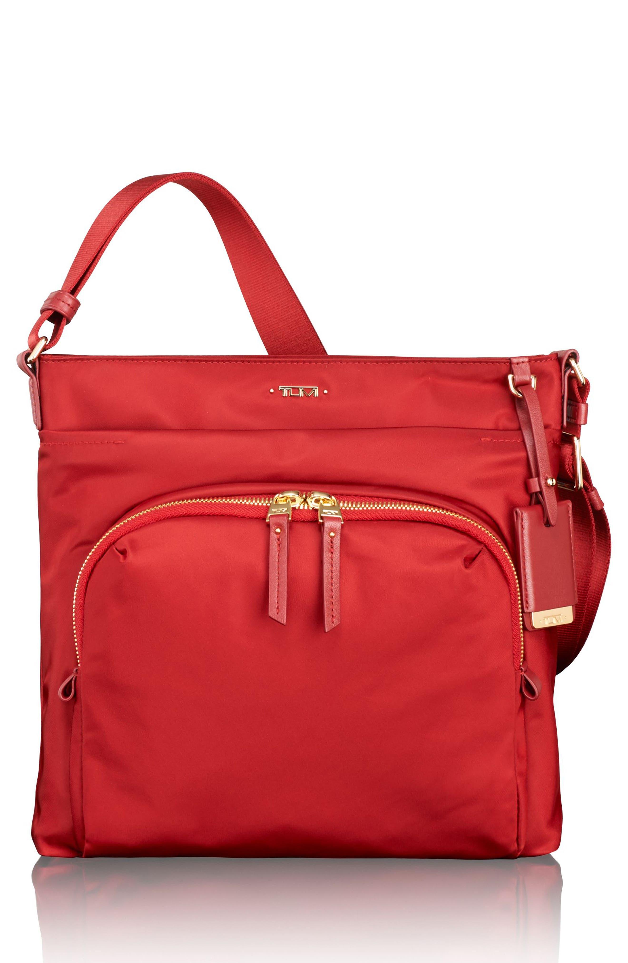 Main Image - Tumi Voyageur - Capri Nylon Crossbody Bag