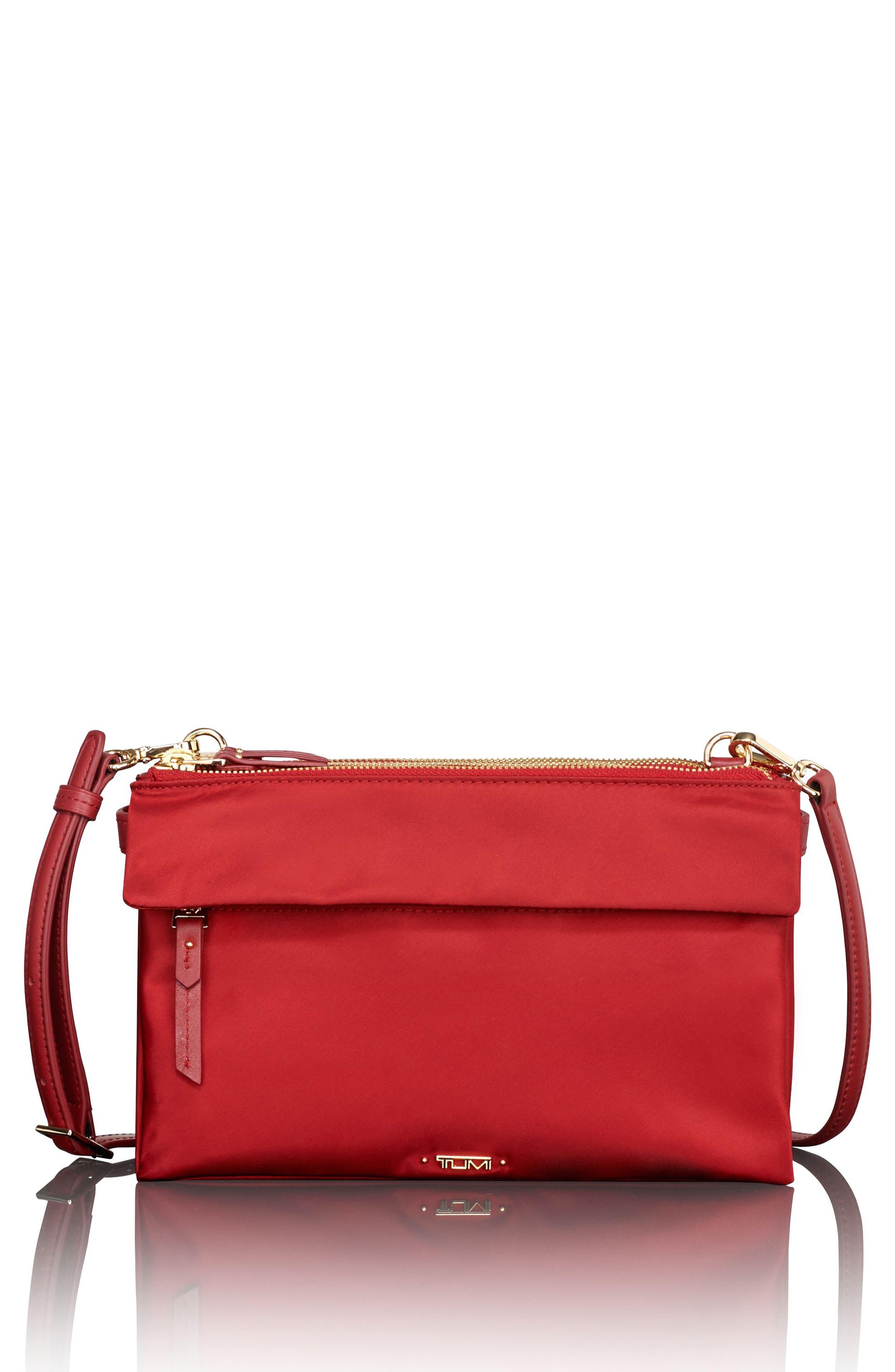 Tumi Voyageur - Tristen Nylon Crossbody Bag