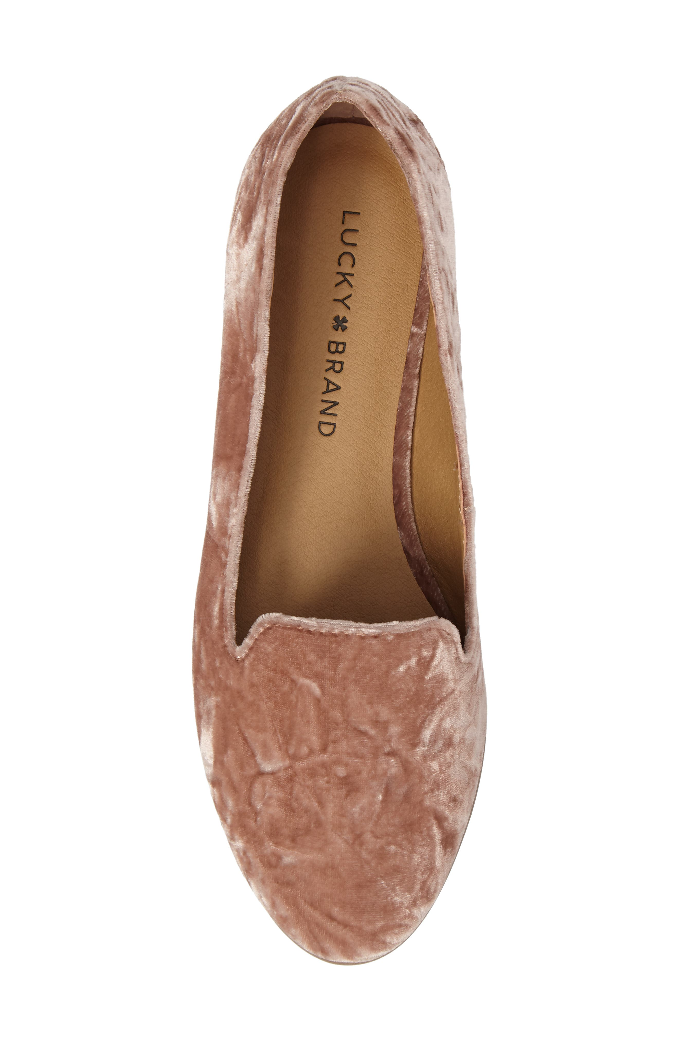 Alternate Image 5  - Lucky Brand Carlyn Loafer Flat (Women)