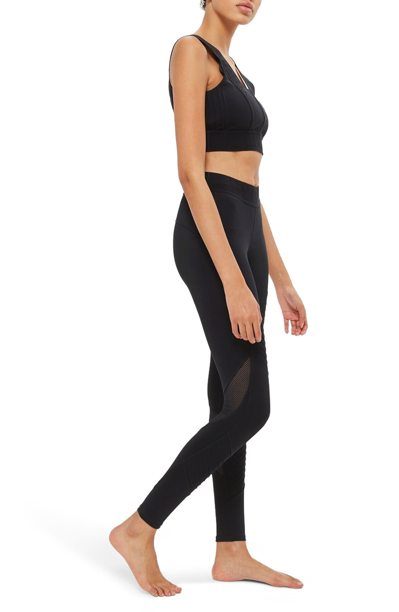 Alternate Image 3  - IVY PARK® Pintuck Leggings