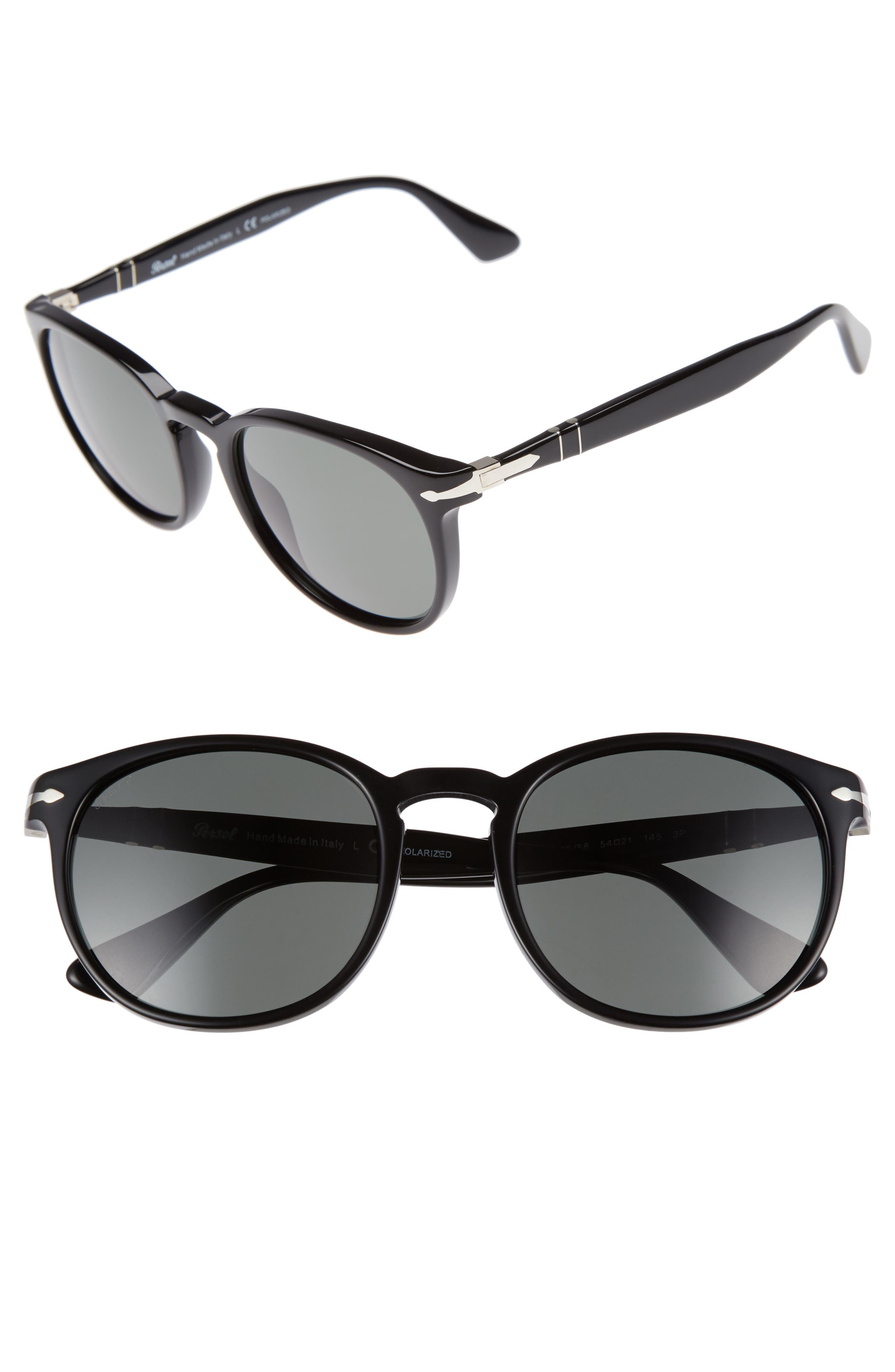 Alternate Image 1 Selected - Persol Galleria 54mm Polarized Sungasses