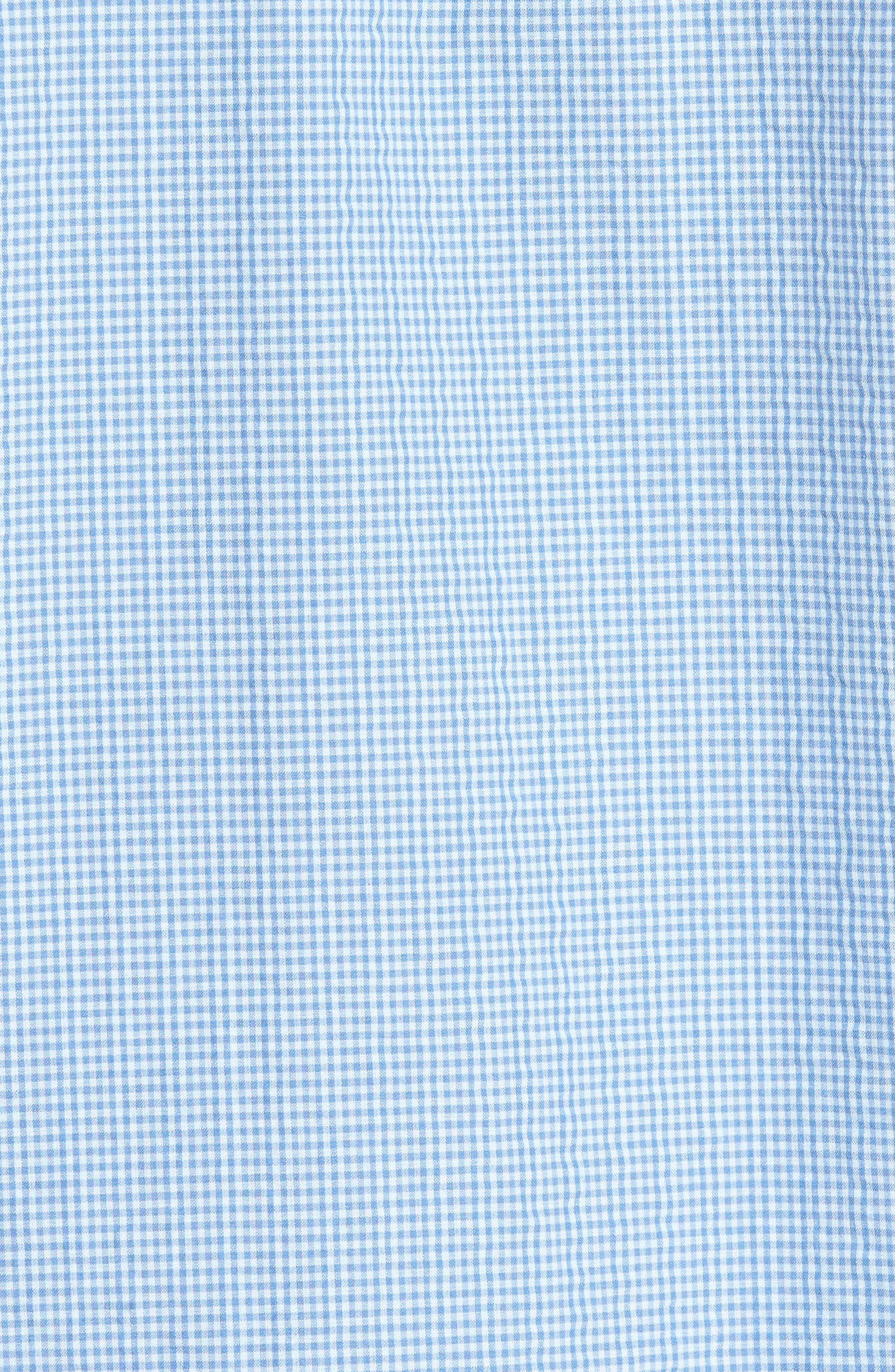 Alternate Image 5  - Zachary Prell Nees Gingham Sport Shirt