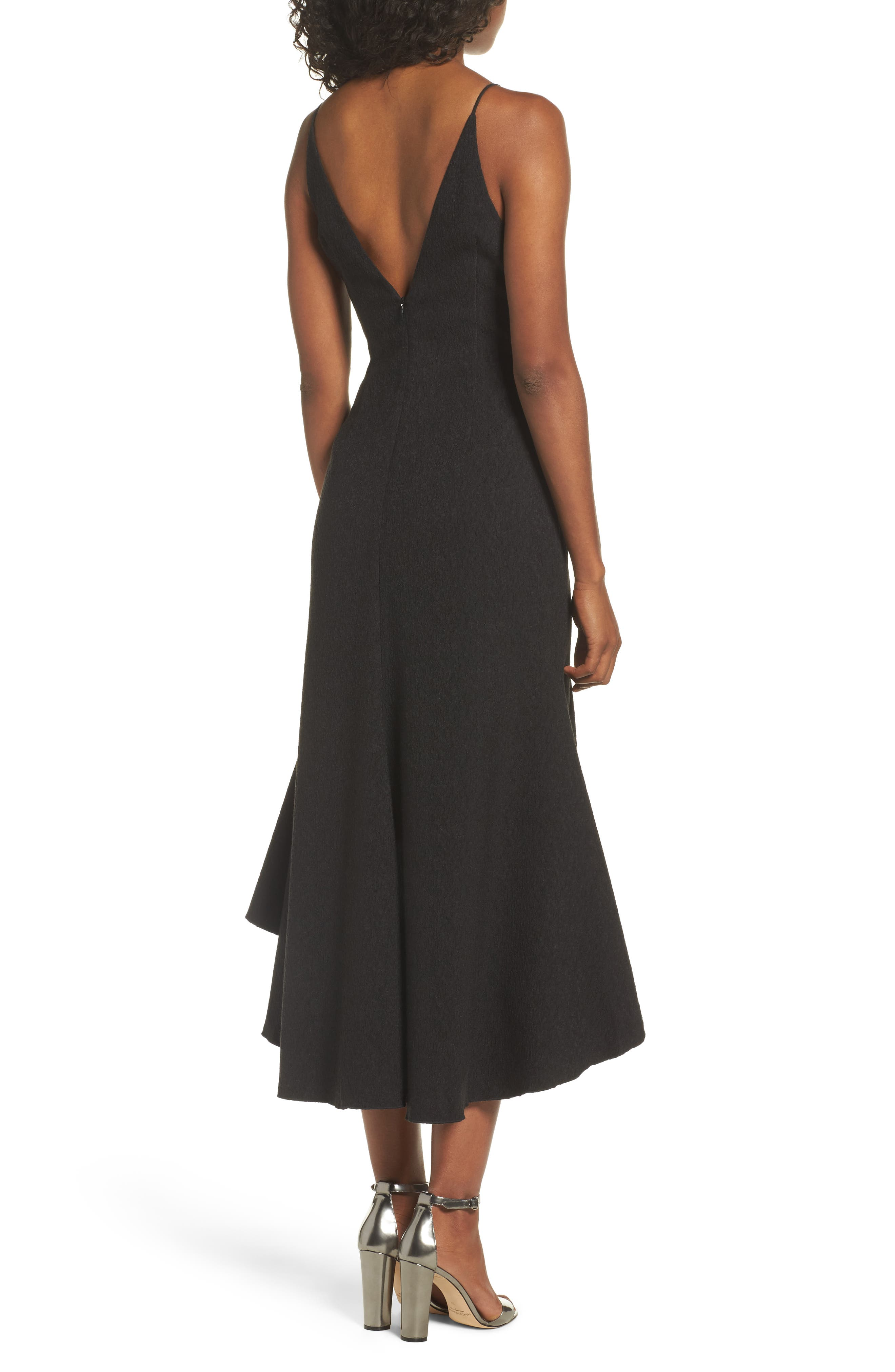 Alternate Image 2  - C/MEO Collective I Dream It Fit & Flare Dress