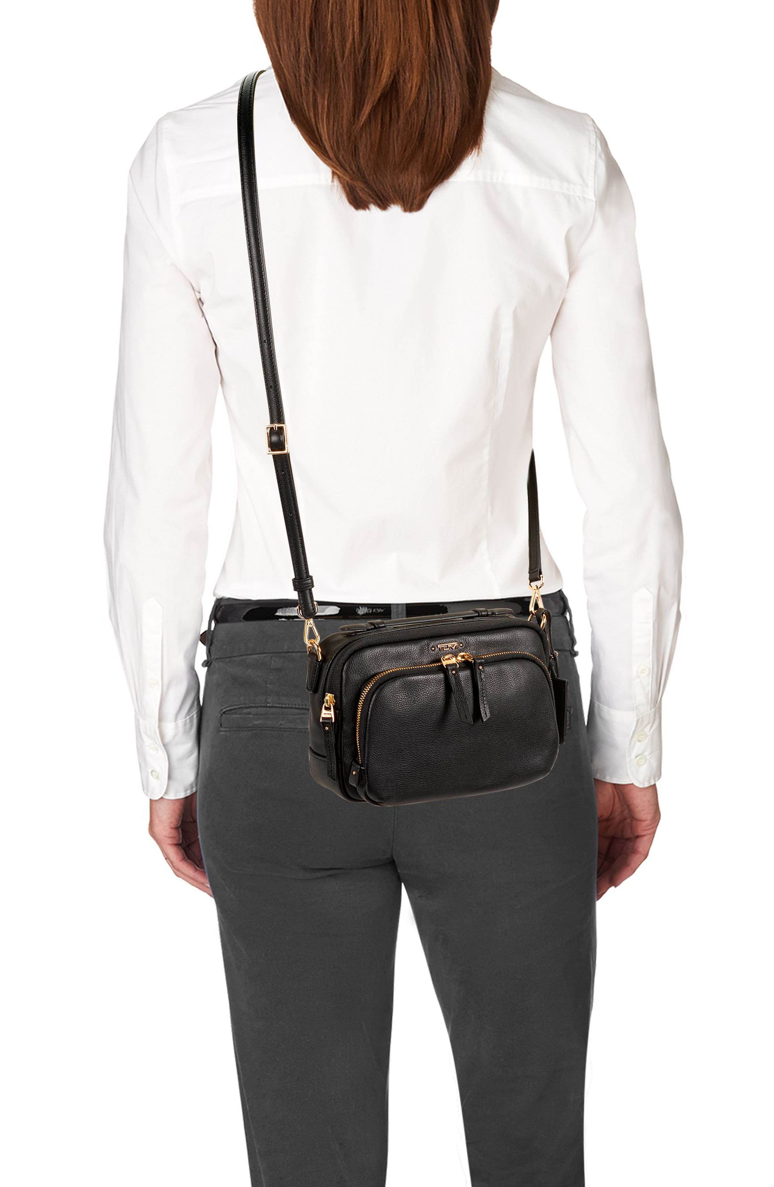 Alternate Image 2  - Tumi Luanda Crossbody Flight Bag