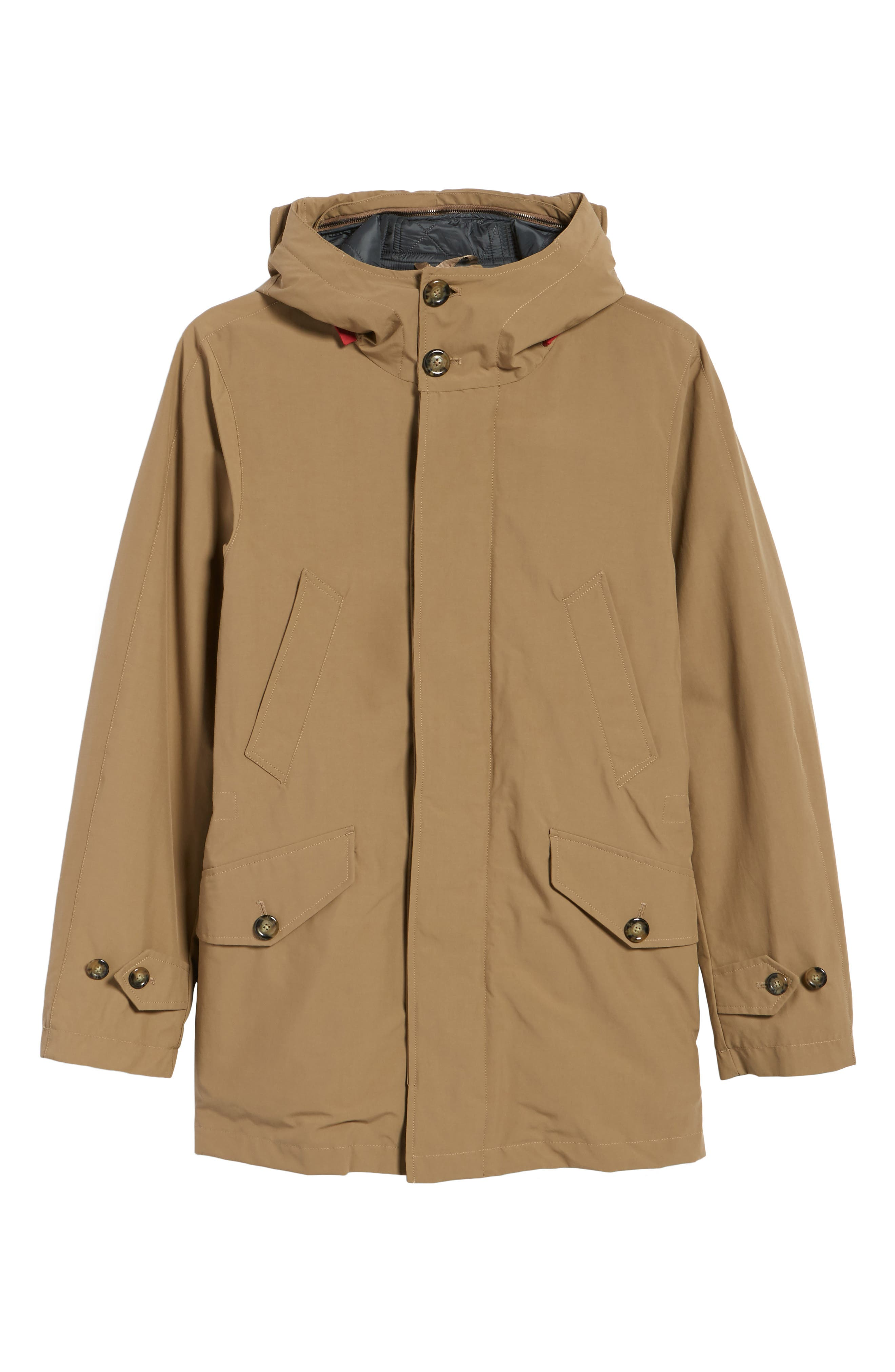 Alternate Image 6  - Baracuta Knott Waterproof Parka
