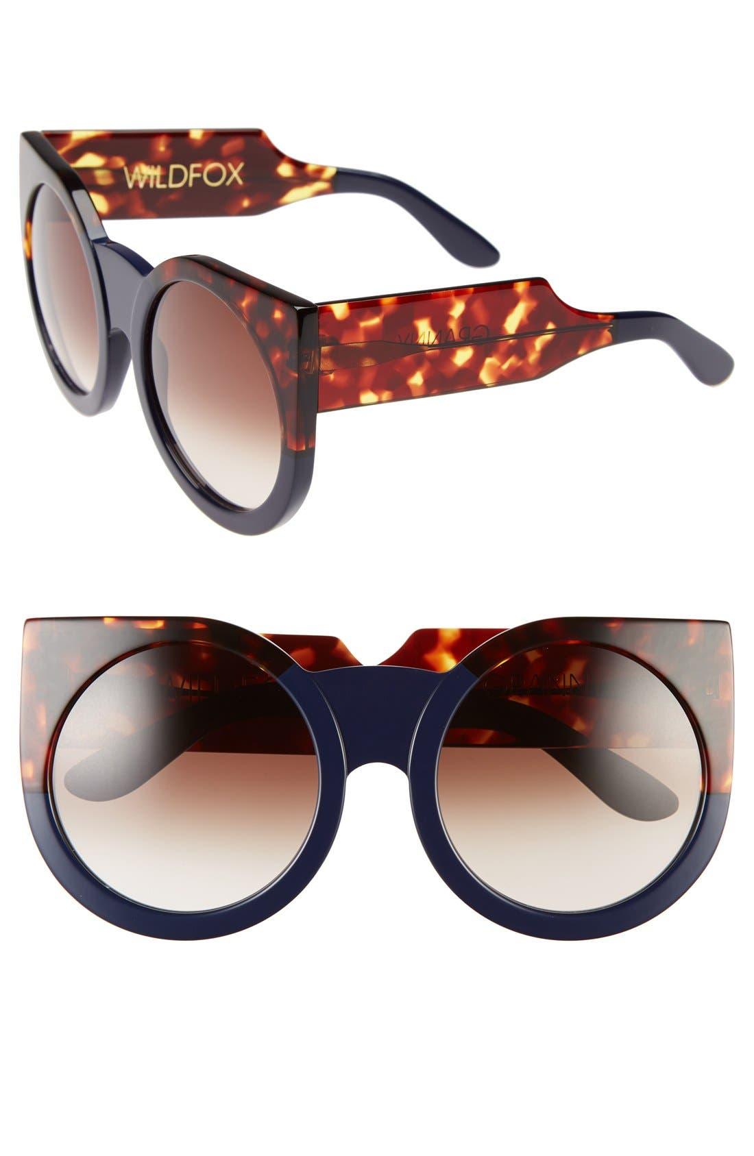 Main Image - Wildfox 'Granny' Sunglasses