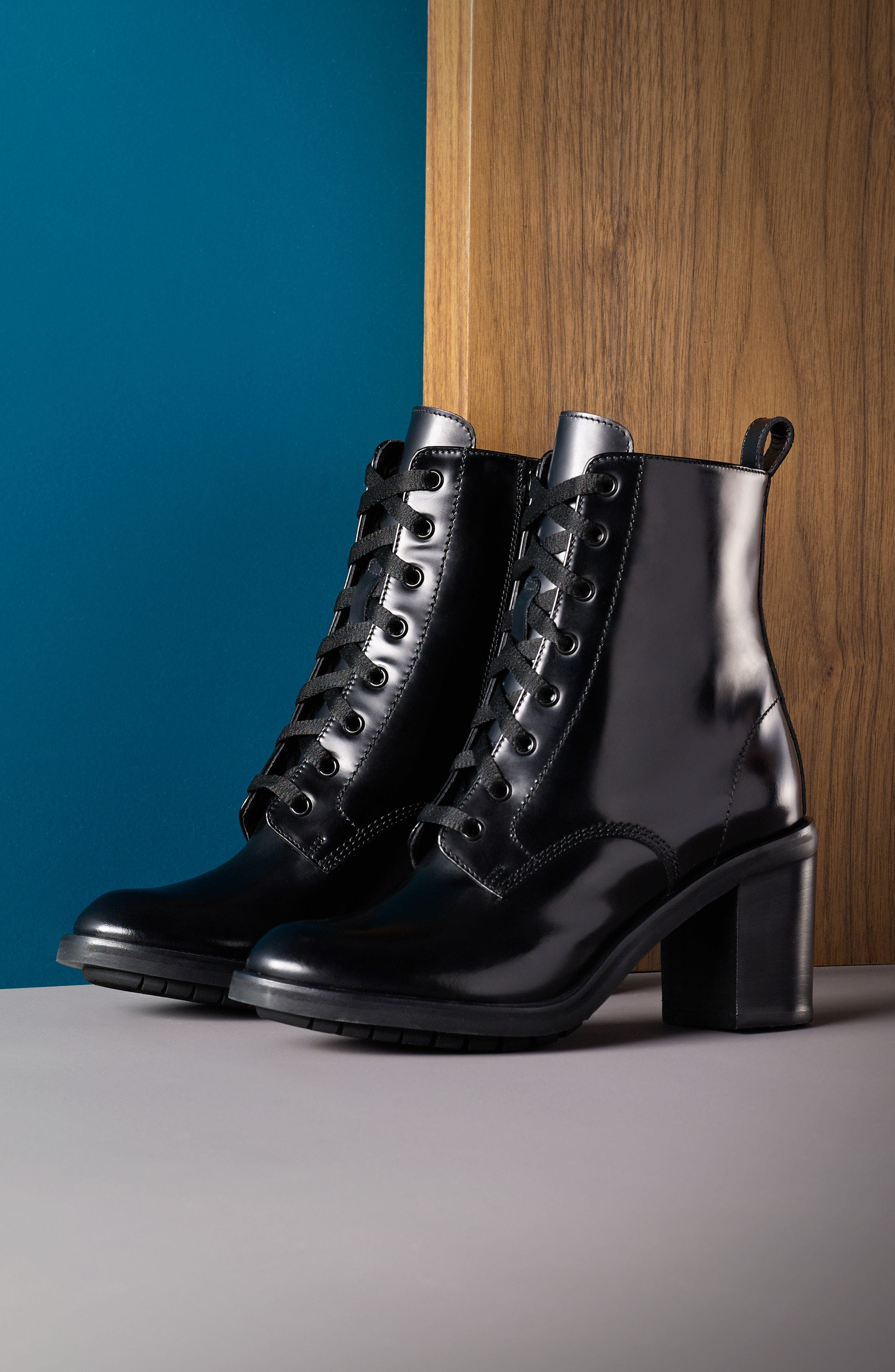 Alternate Image 7  - AGL Urban Combat Boot (Women)