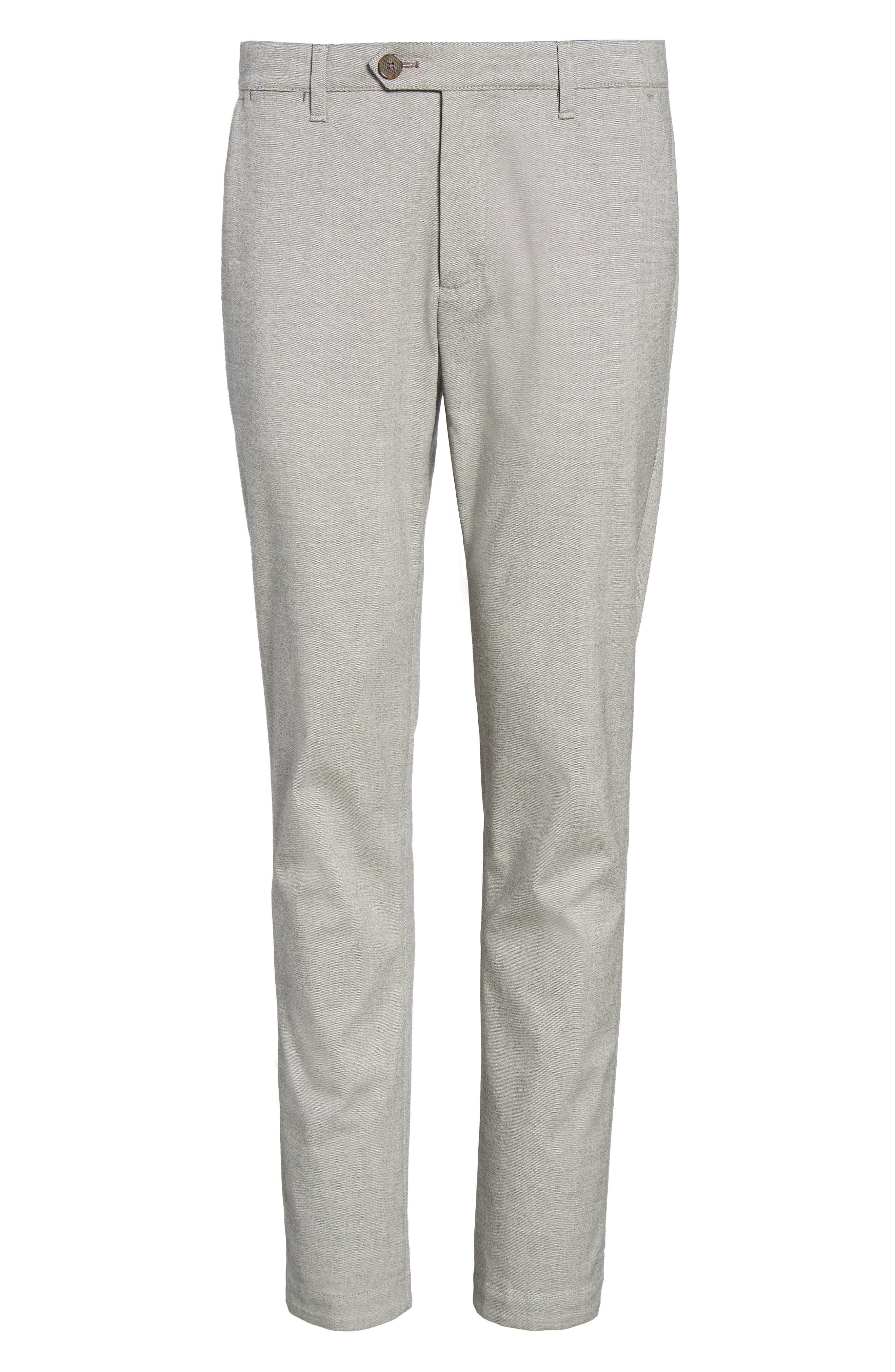 Alternate Image 5  - Ted Baker London Volvek Classic Fit Trousers