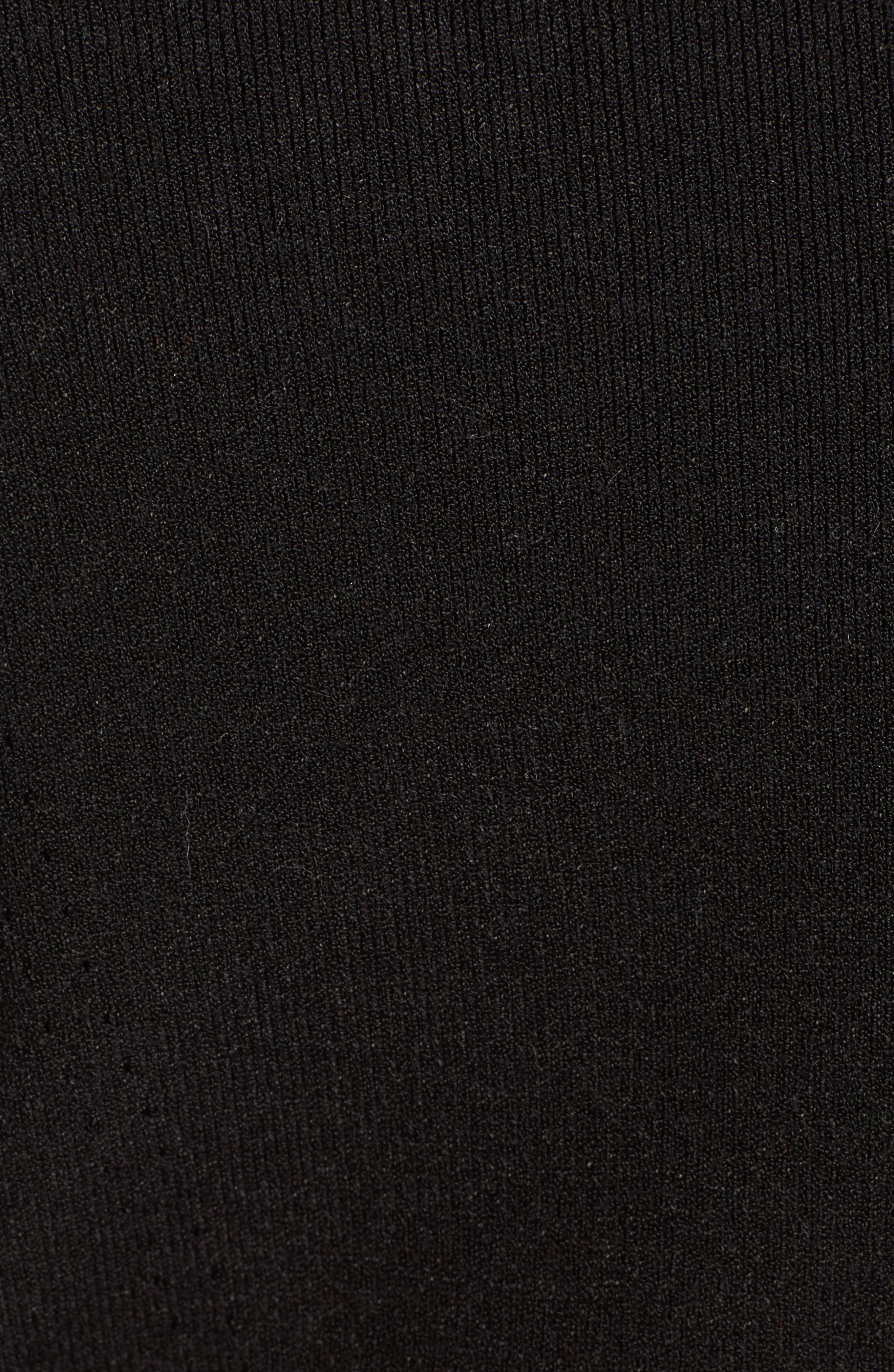 Alternate Image 3  - Fendi Macramé Inset Knit Dress
