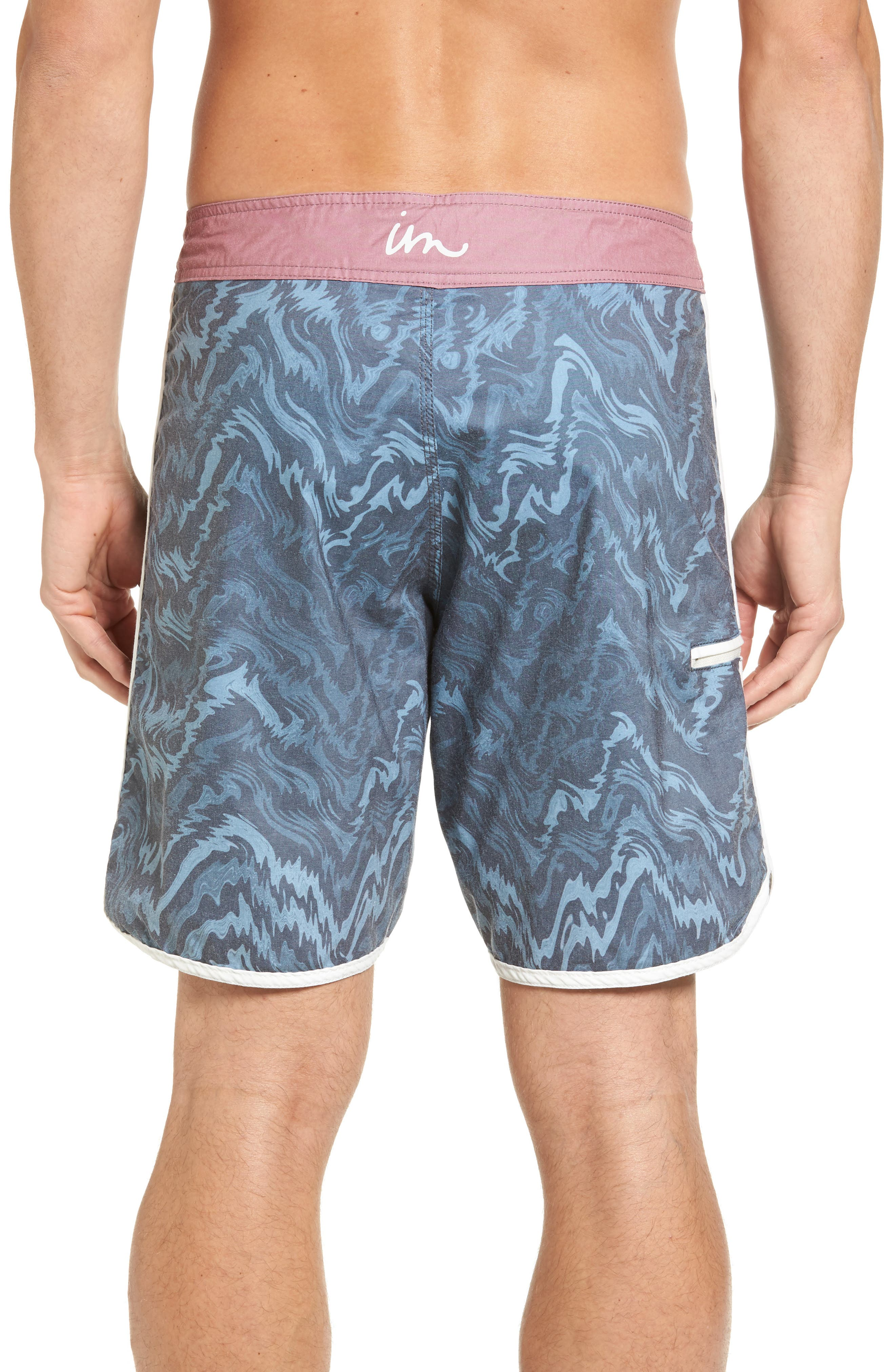 Alternate Image 2  - Imperial Motion Ripple Board Shorts