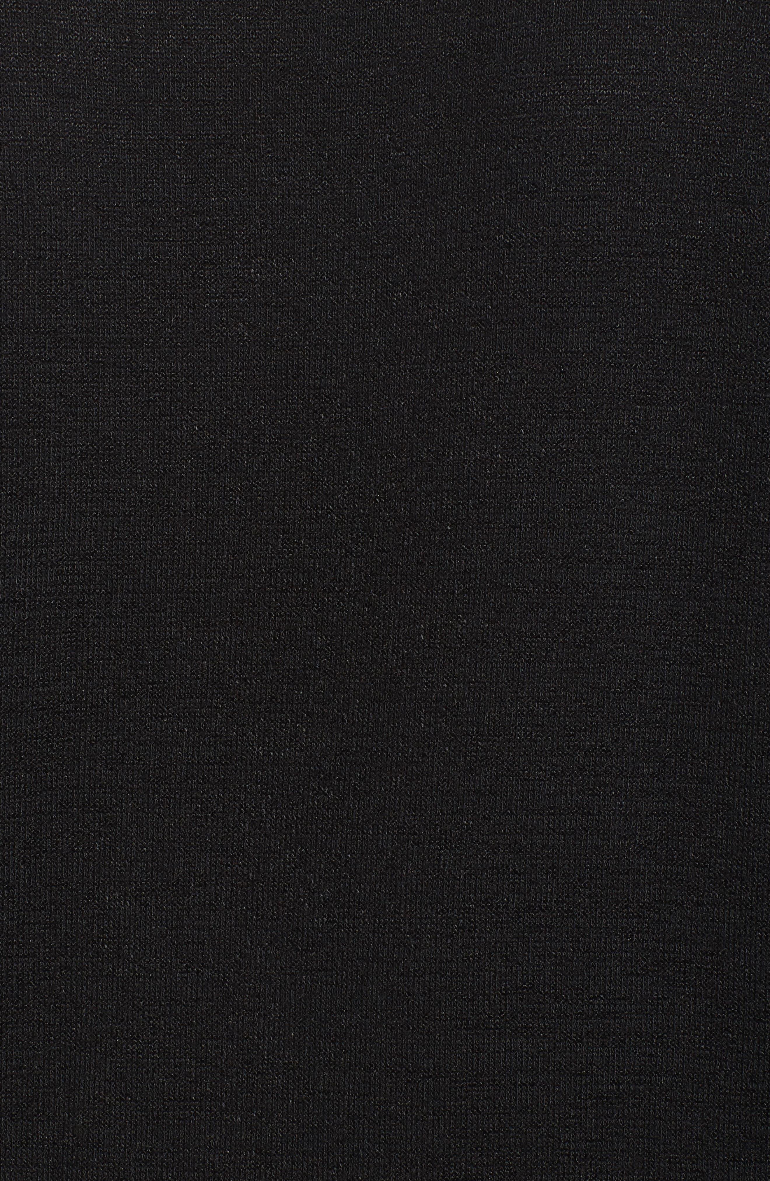 Hudson Tee,                             Alternate thumbnail 5, color,                             Black