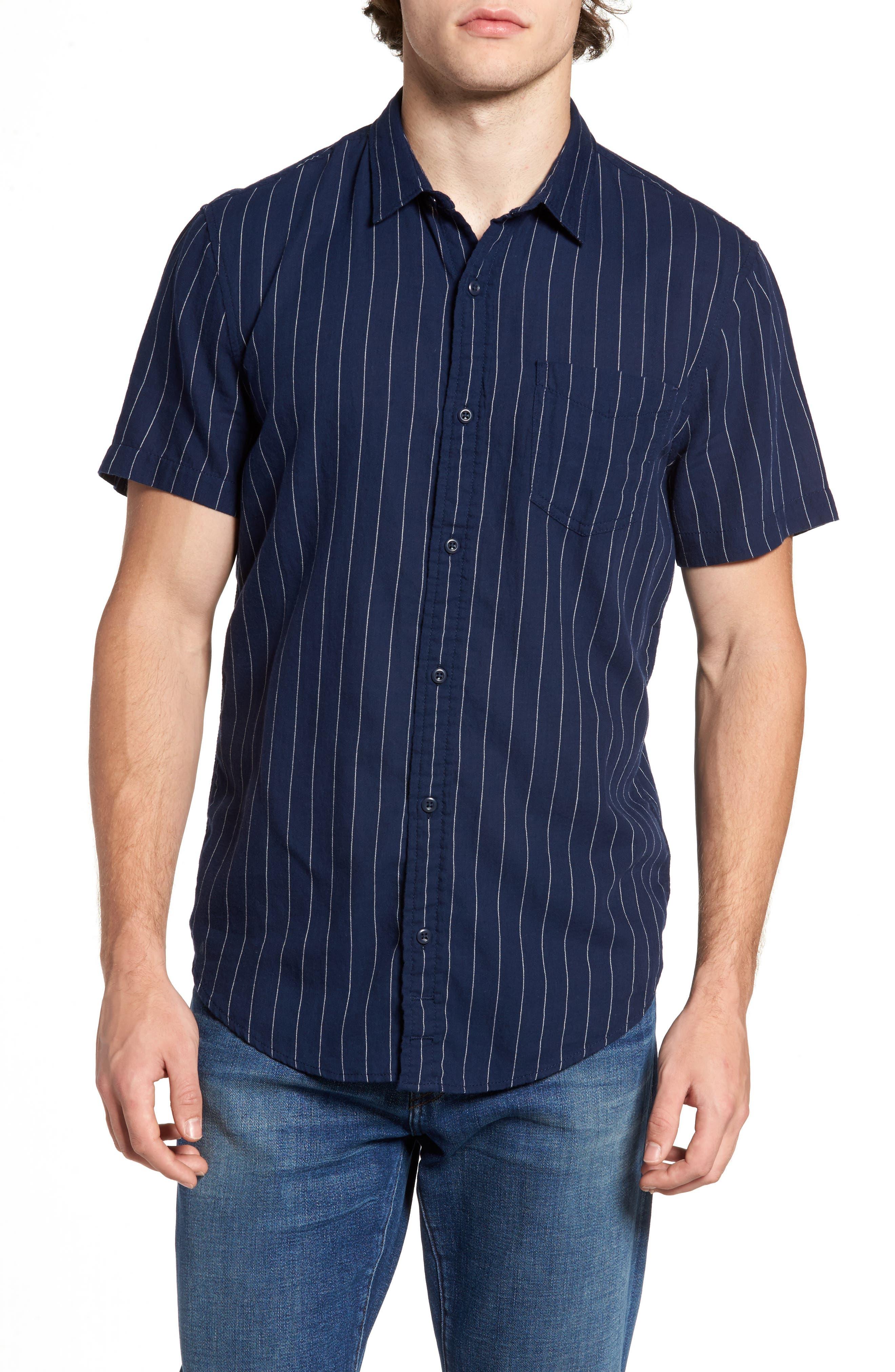 1901 Stripe Twill Shirt