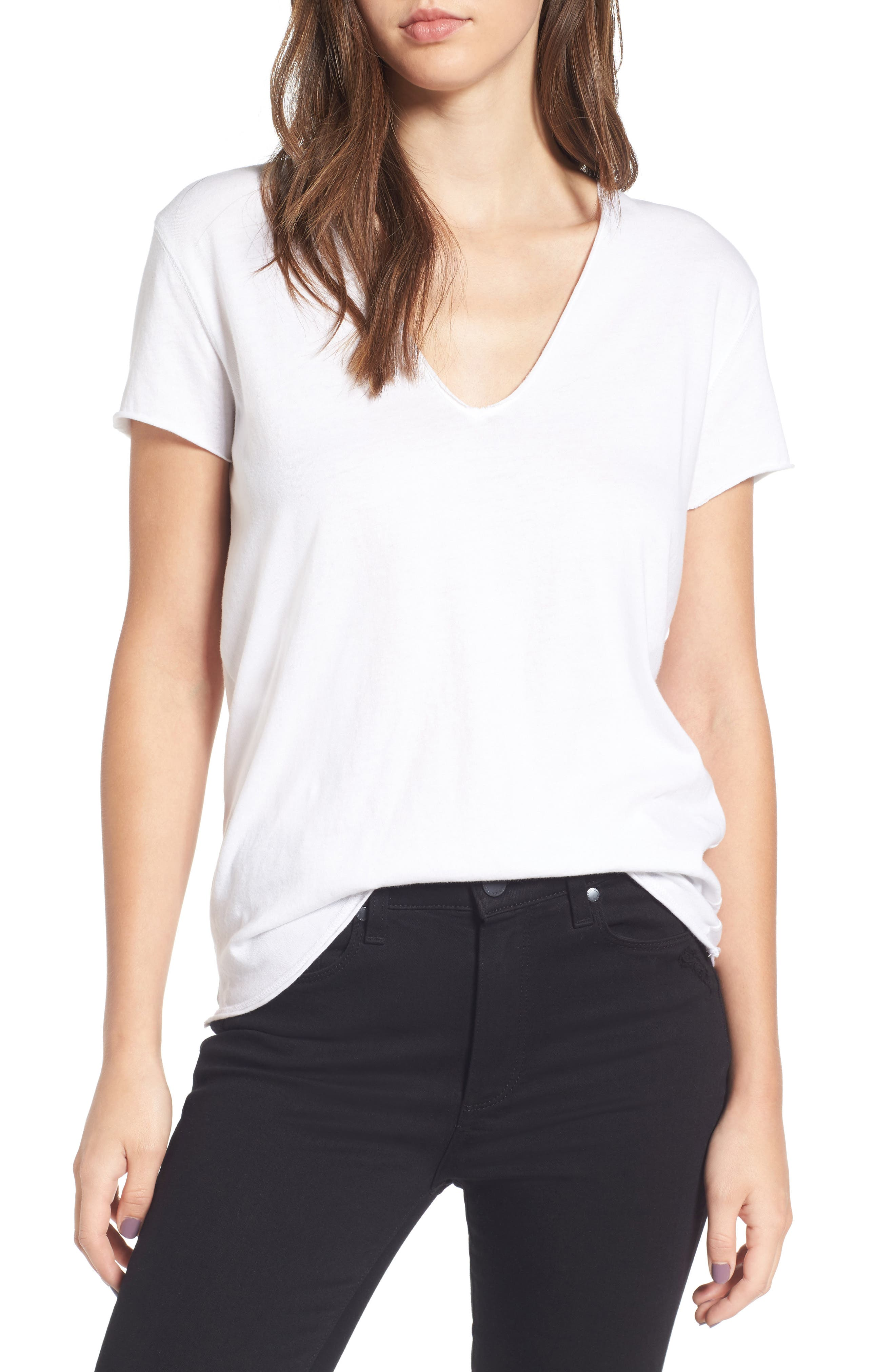 Alternate Image 1 Selected - Zadig & Voltaire Fishnet Tee