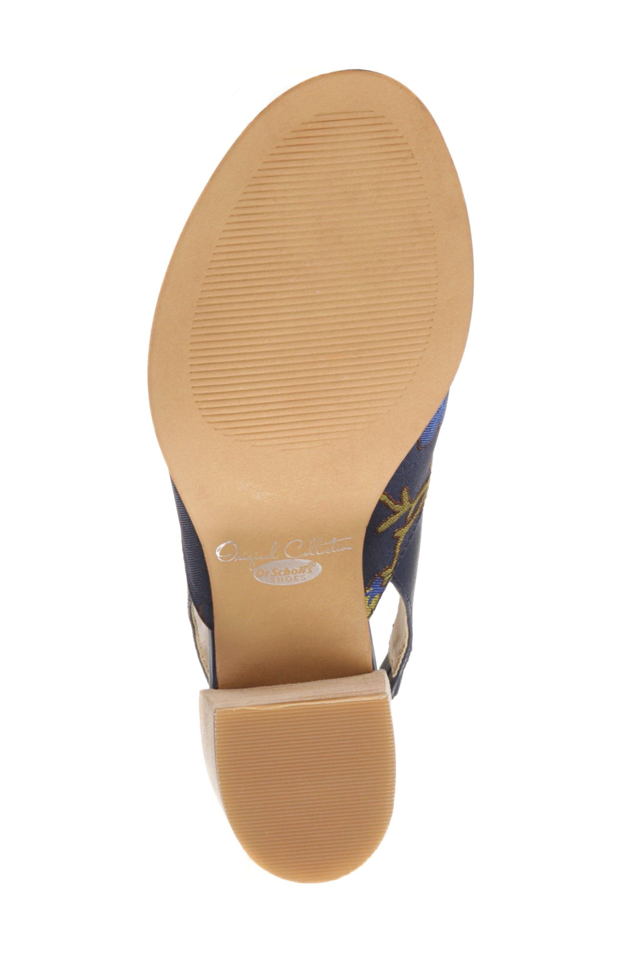 Alternate Image 6  - Dr. Scholl's Meko Slingback Sandal (Women)