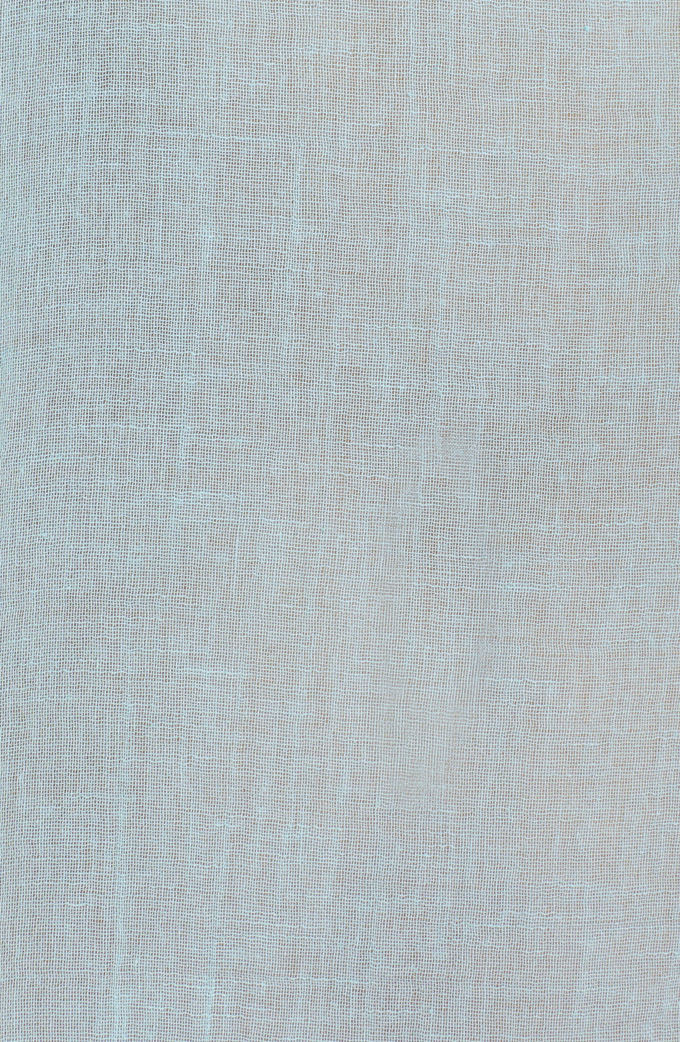 Alternate Image 4  - Seafolly 'Amnesia' Cotton Gauze Cover-Up Caftan