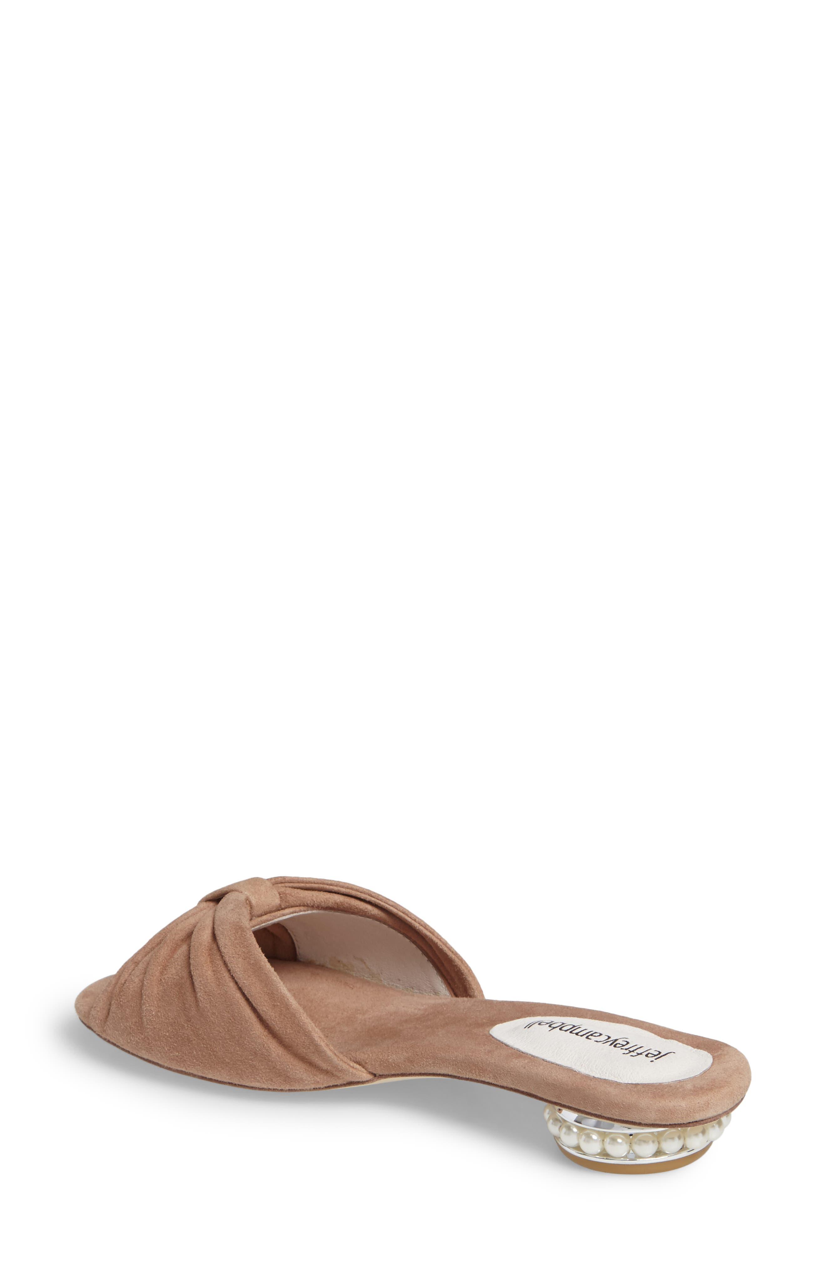Alternate Image 2  - Jeffrey Campbell Turbina Embellished Slide Sandal (Women)