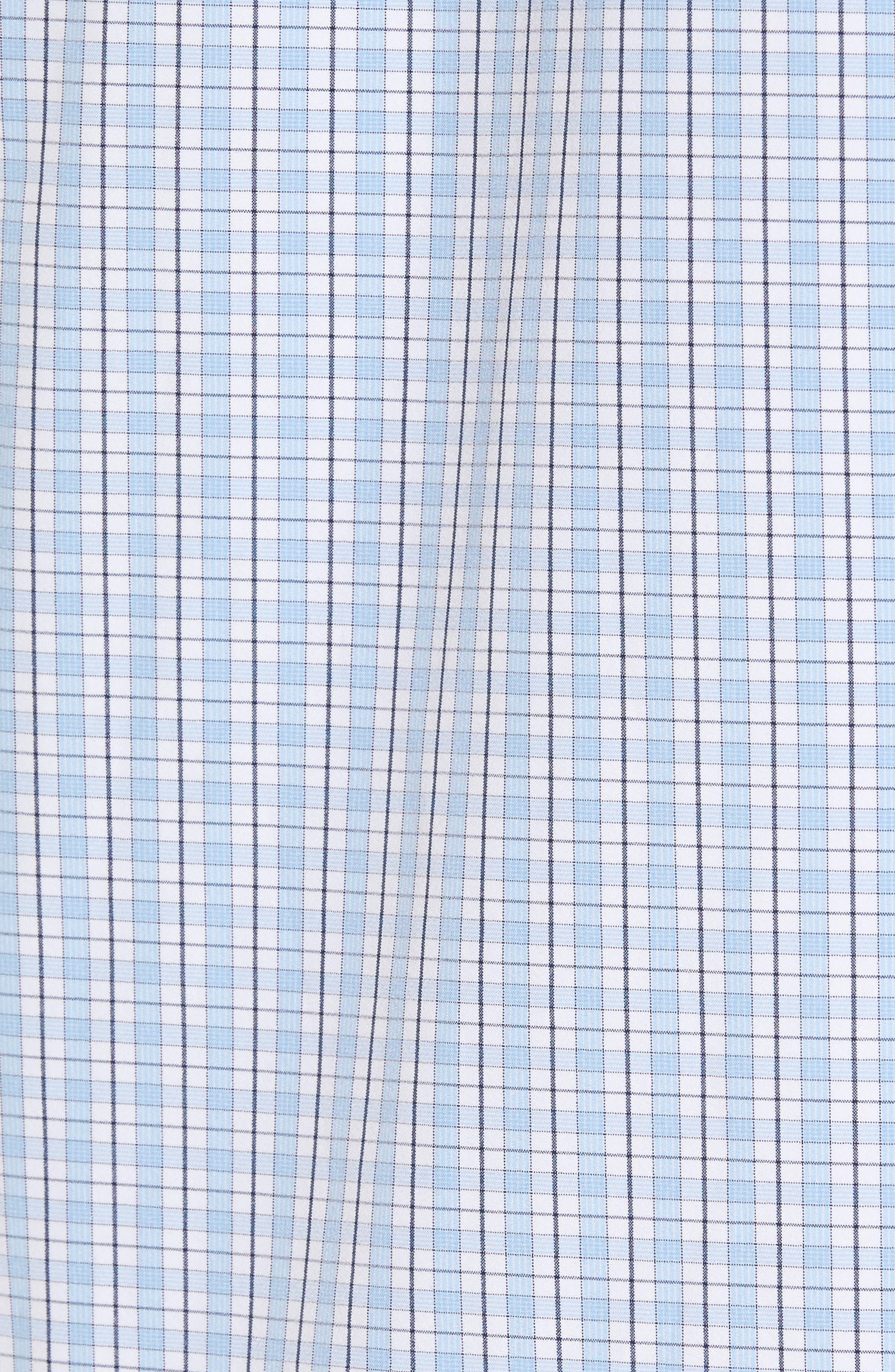 Alternate Image 5  - Mizzen+Main Benson Check Sport Shirt