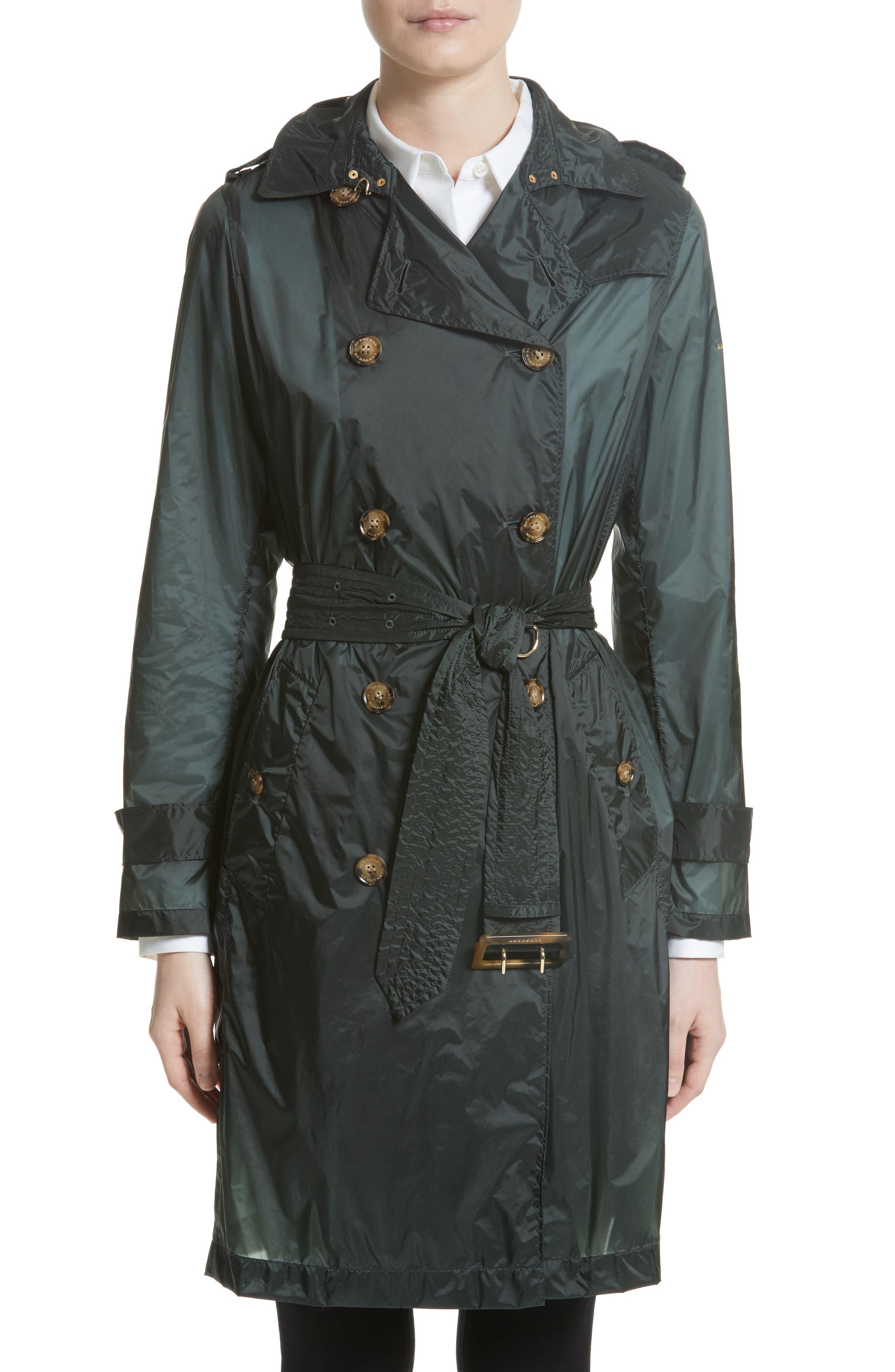 Main Image - Burberry Kenwick Trench Coat