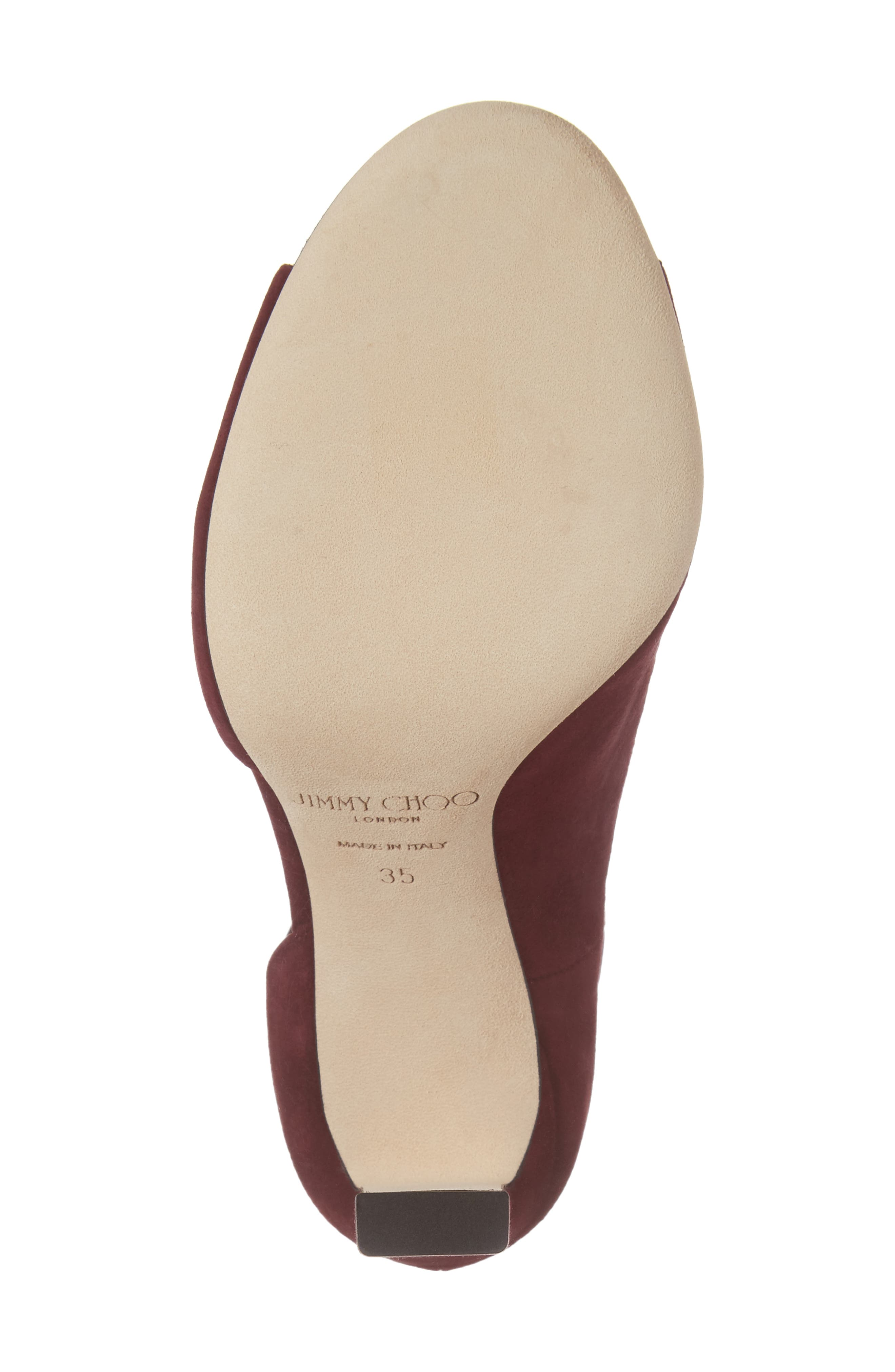Alternate Image 6  - Jimmy Choo Theresa Ankle Strap Sandal (Women)