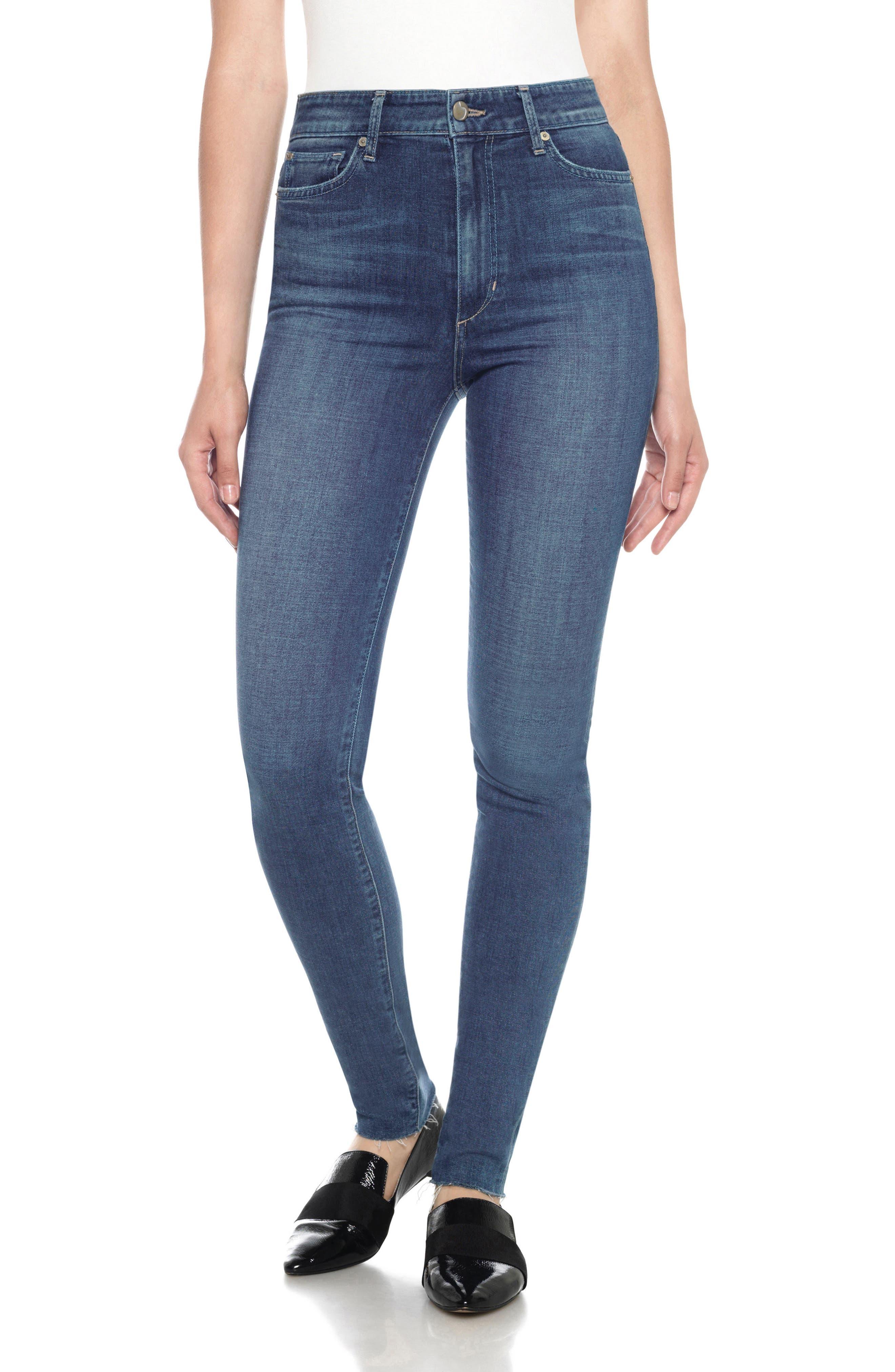 JOES Bella High Waist Skinny Jeans