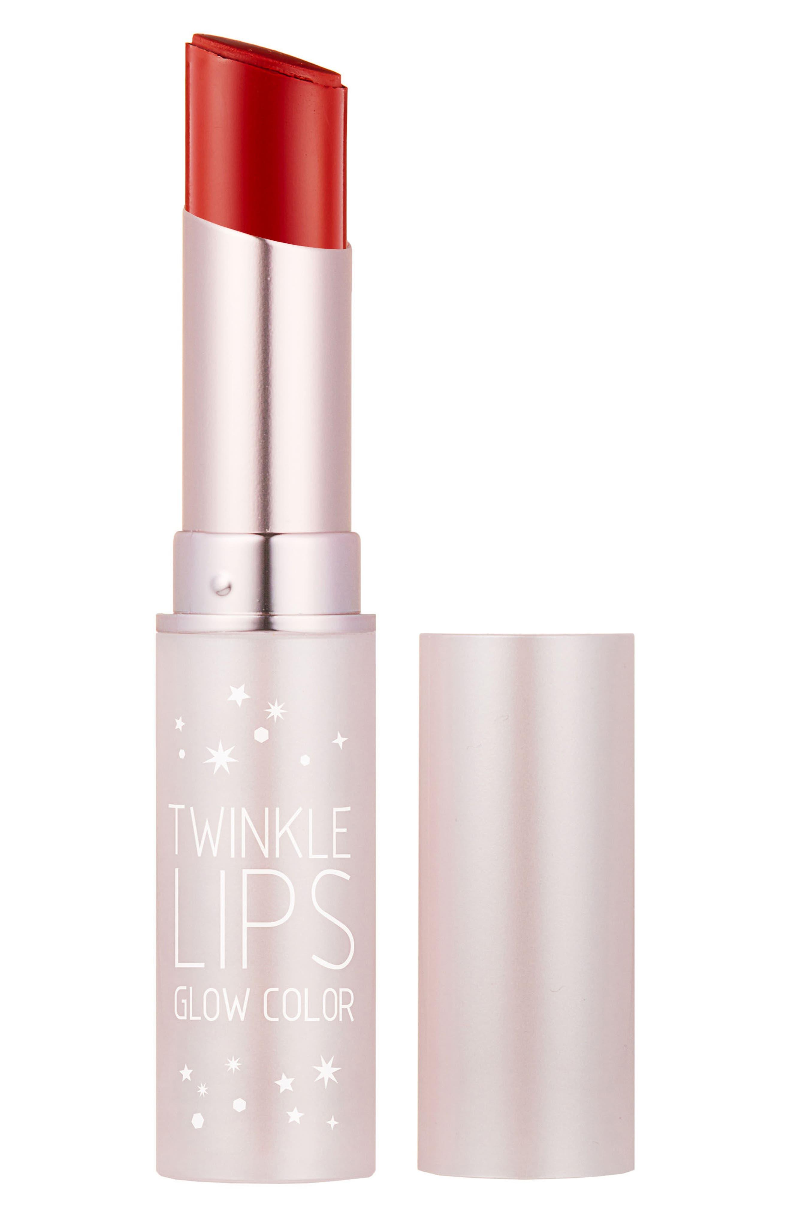 IPKN Twinkle Lips Matte Lipstick - Matt Rose