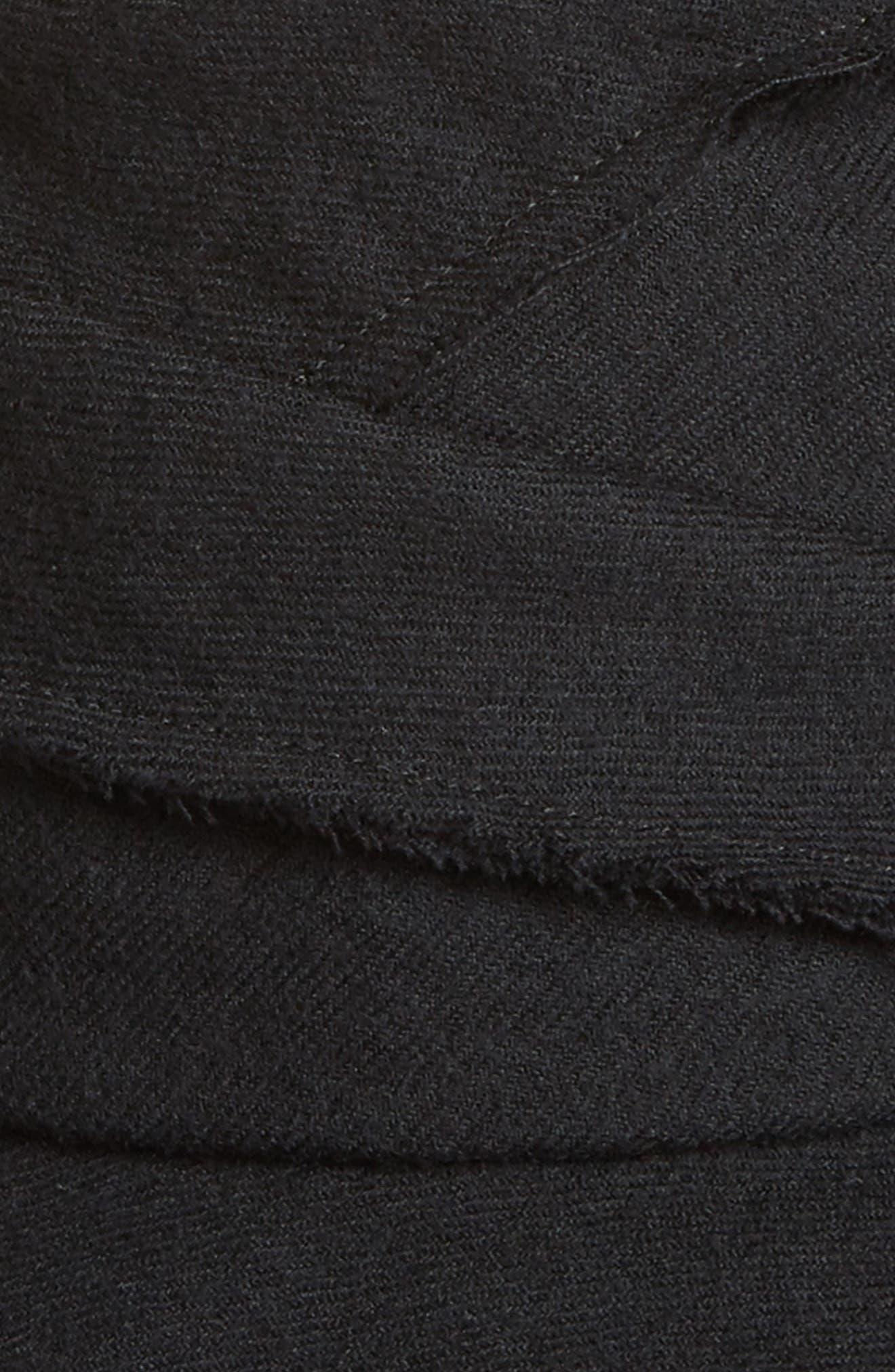Alternate Image 2  - Y's by Yohji Yamamoto Layered Wool Hat