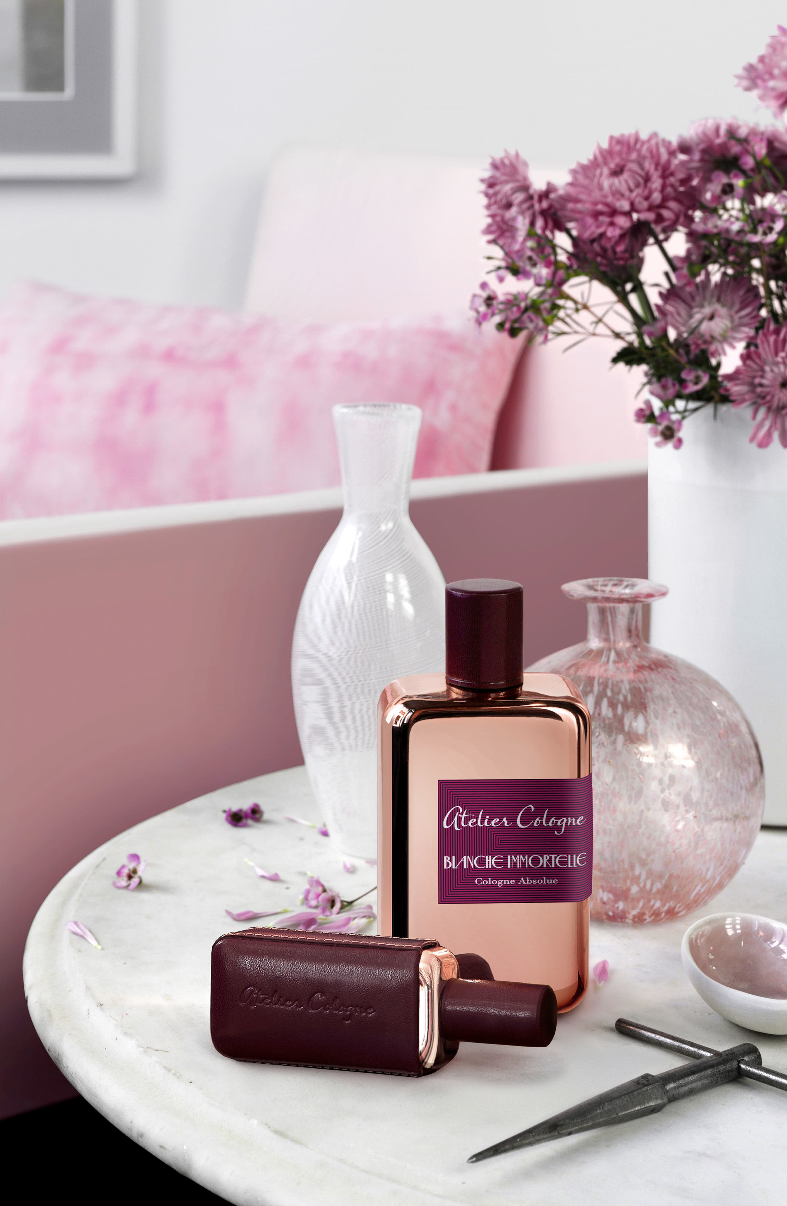 Blanche Immortelle Cologne Absolue,                             Alternate thumbnail 3, color,                             No Color