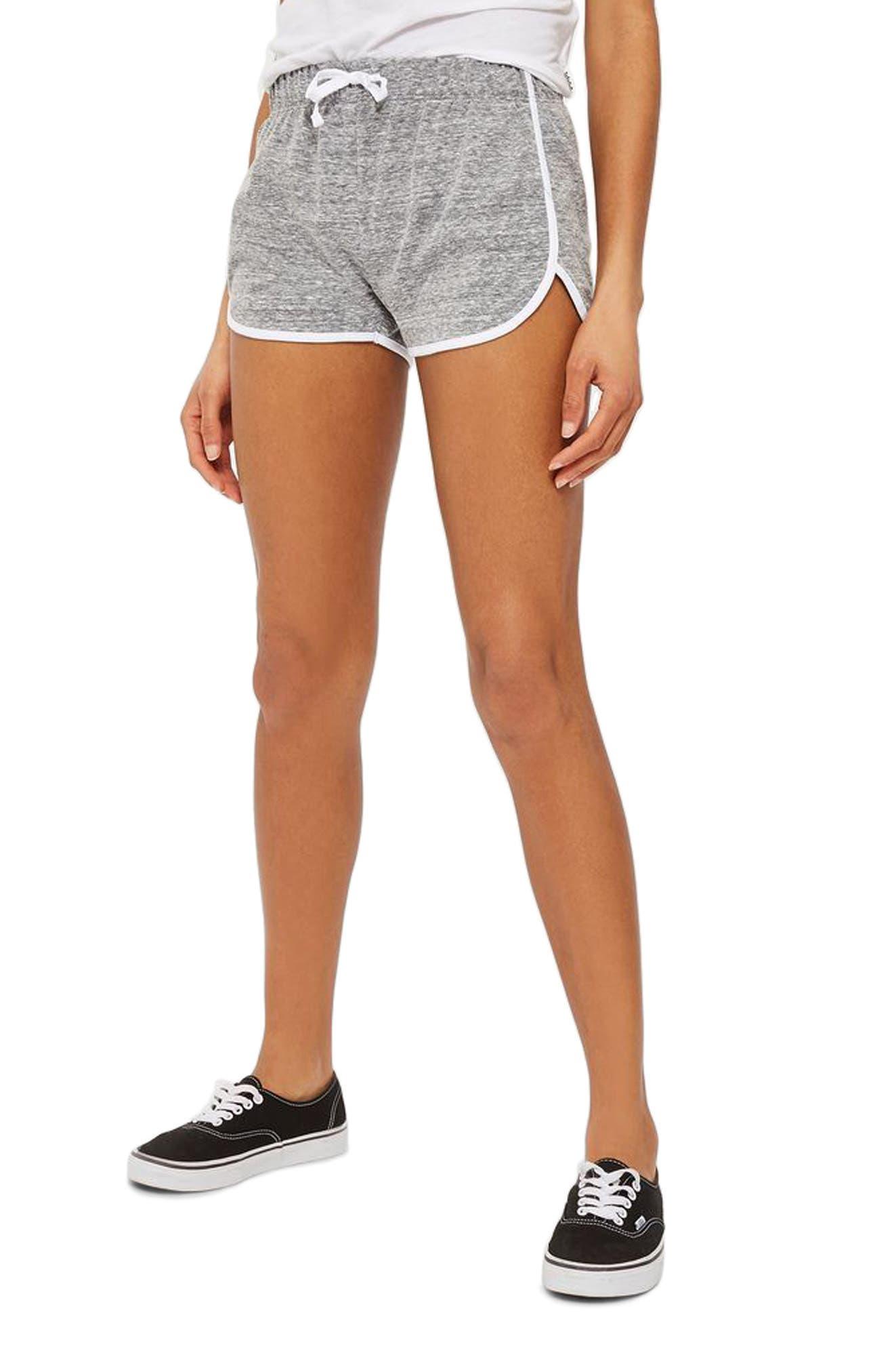 Topshop Nep Runner Shorts