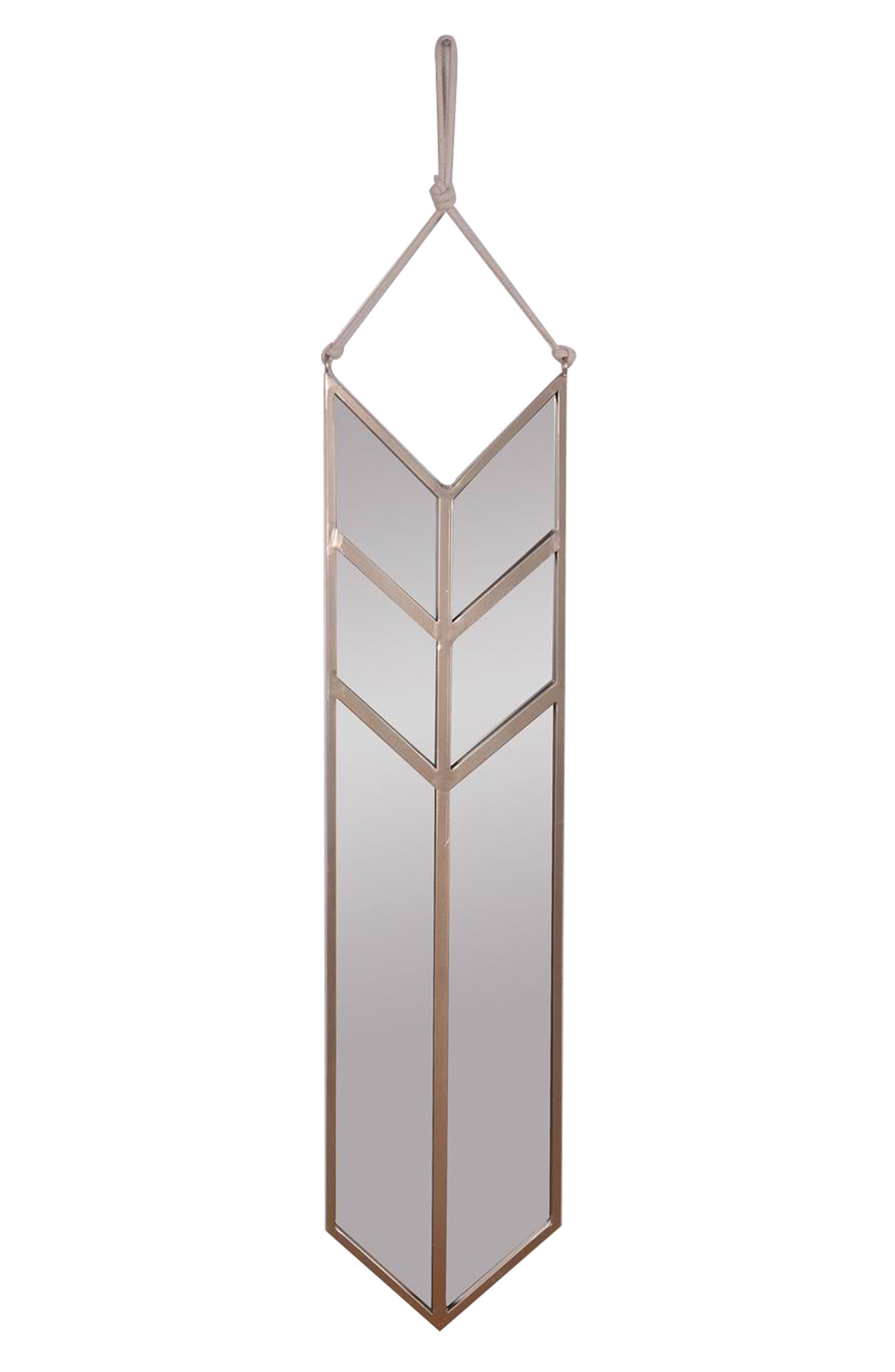 Festival Mirror,                         Main,                         color, Gold