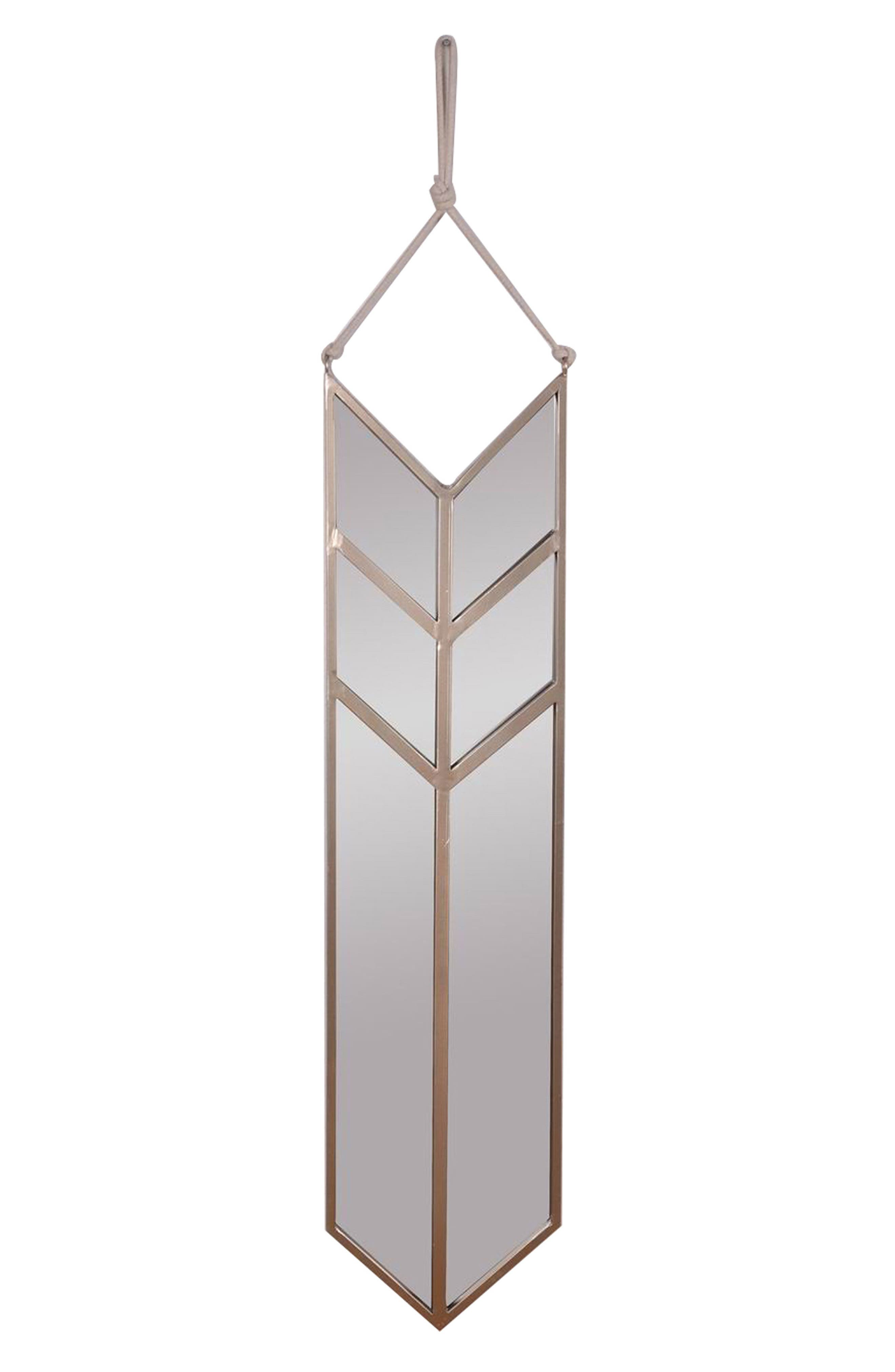 Crystal Art Gallery Festival Mirror