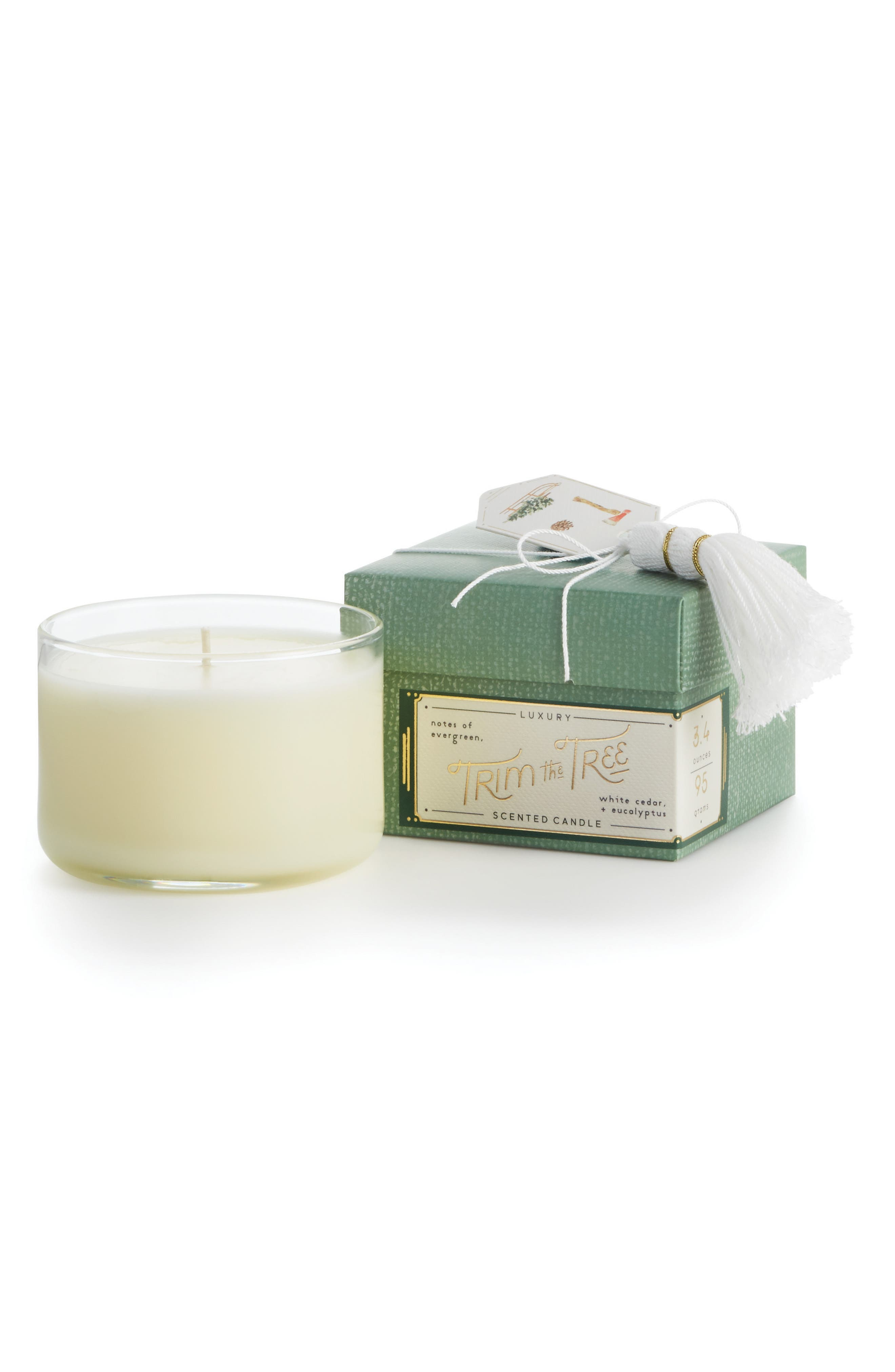 ILLUME Boxed Glass Candle