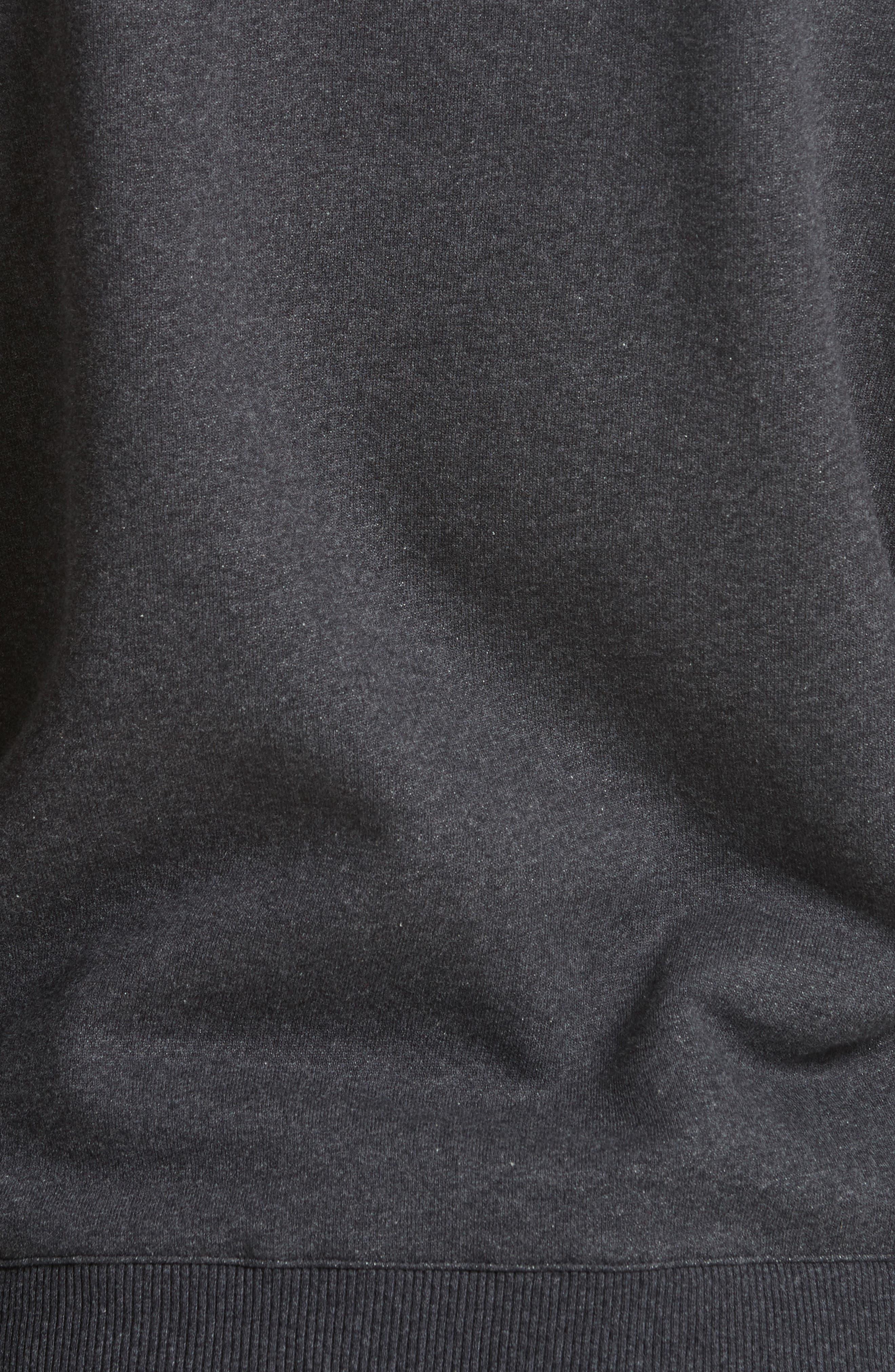 Alternate Image 5  - A.P.C. Logo Sweatshirt