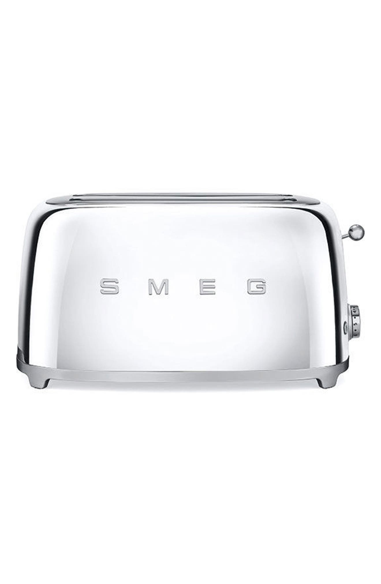 smeg 50s Retro Style Four-Slice Toaster