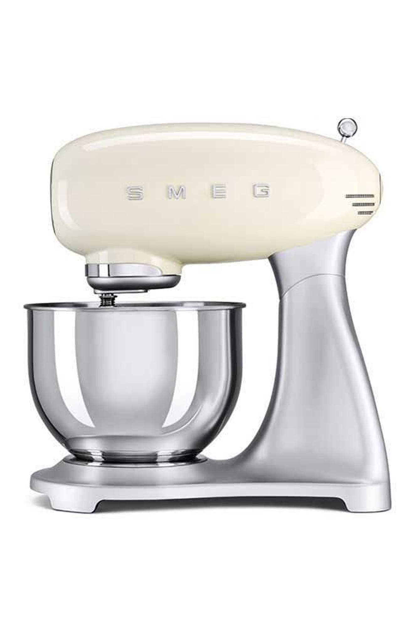 smeg 50s Retro Style Five-Quart Stand Mixer
