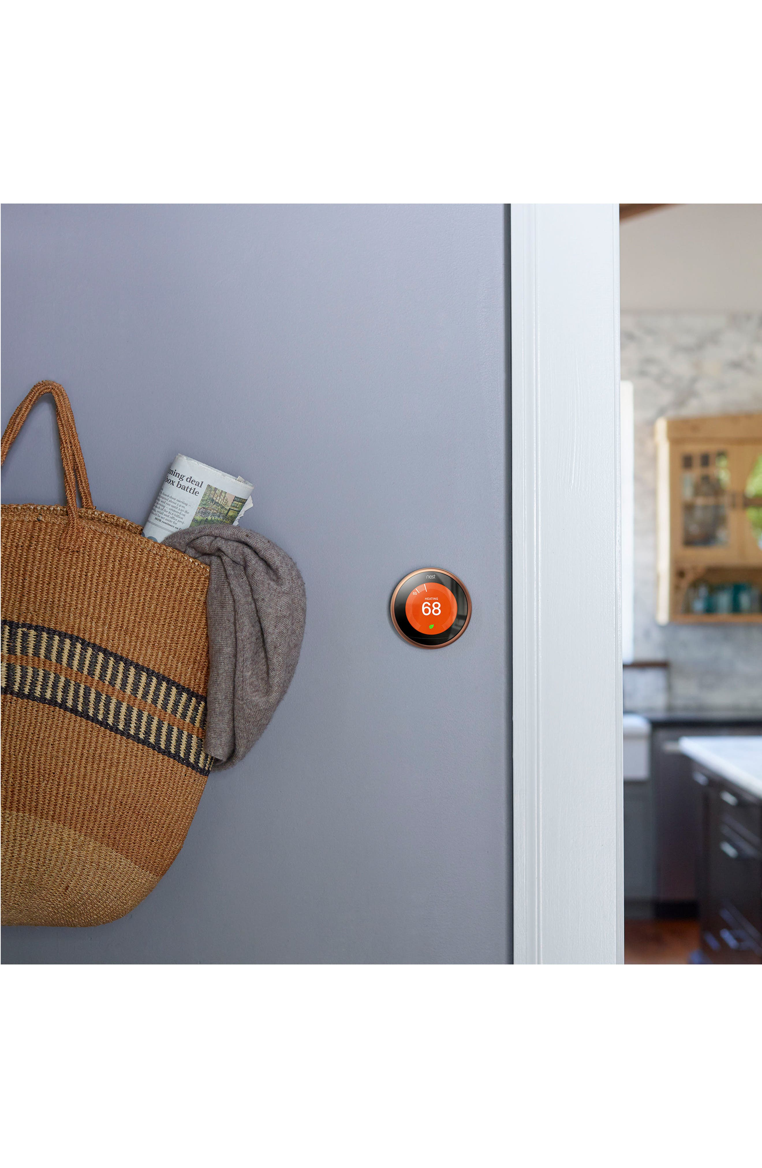 Alternate Image 4  - Nest Learning Thermostat