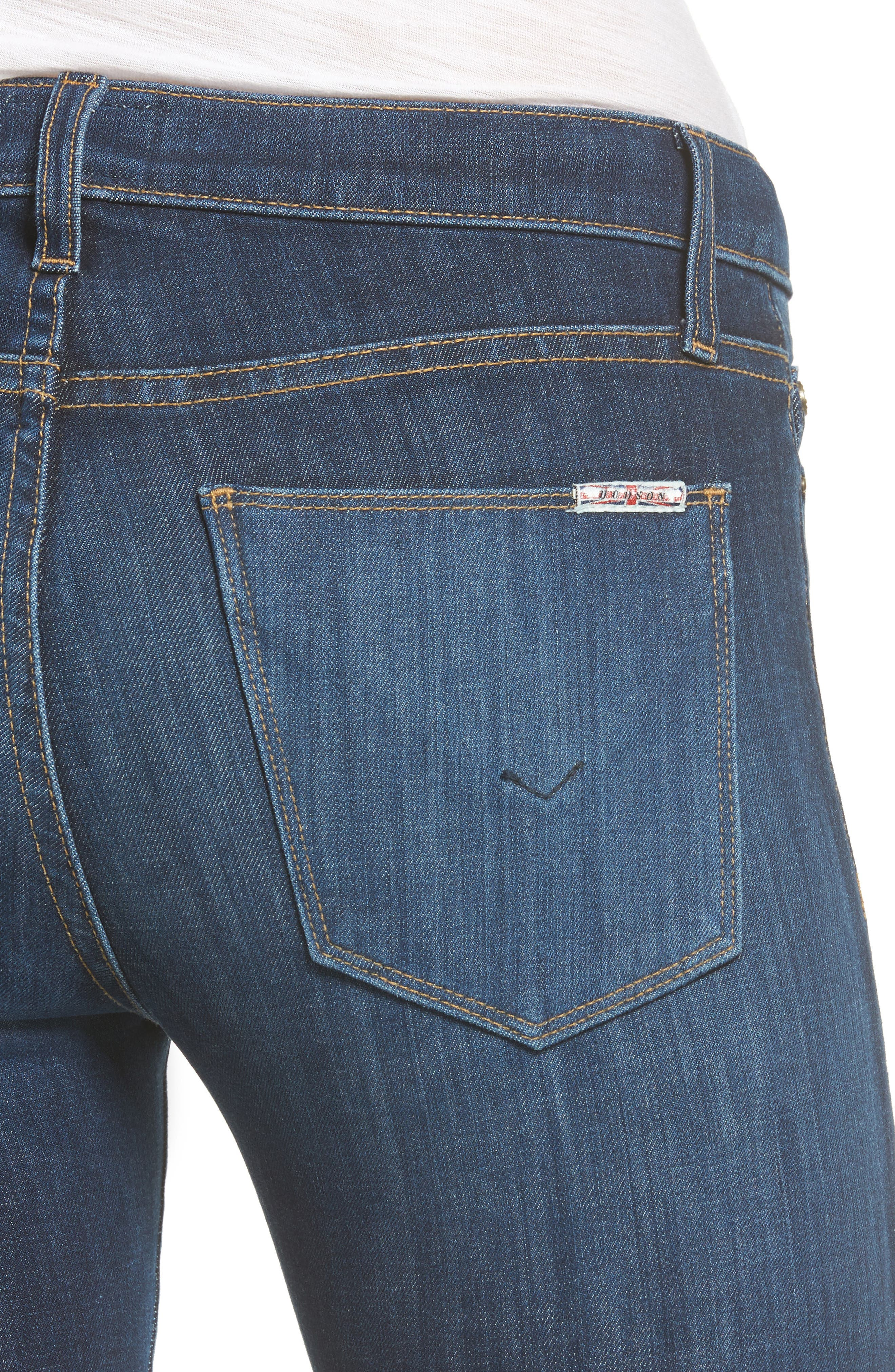 Hudson Drew Bootcut Jeans,                             Alternate thumbnail 4, color,                             Trance