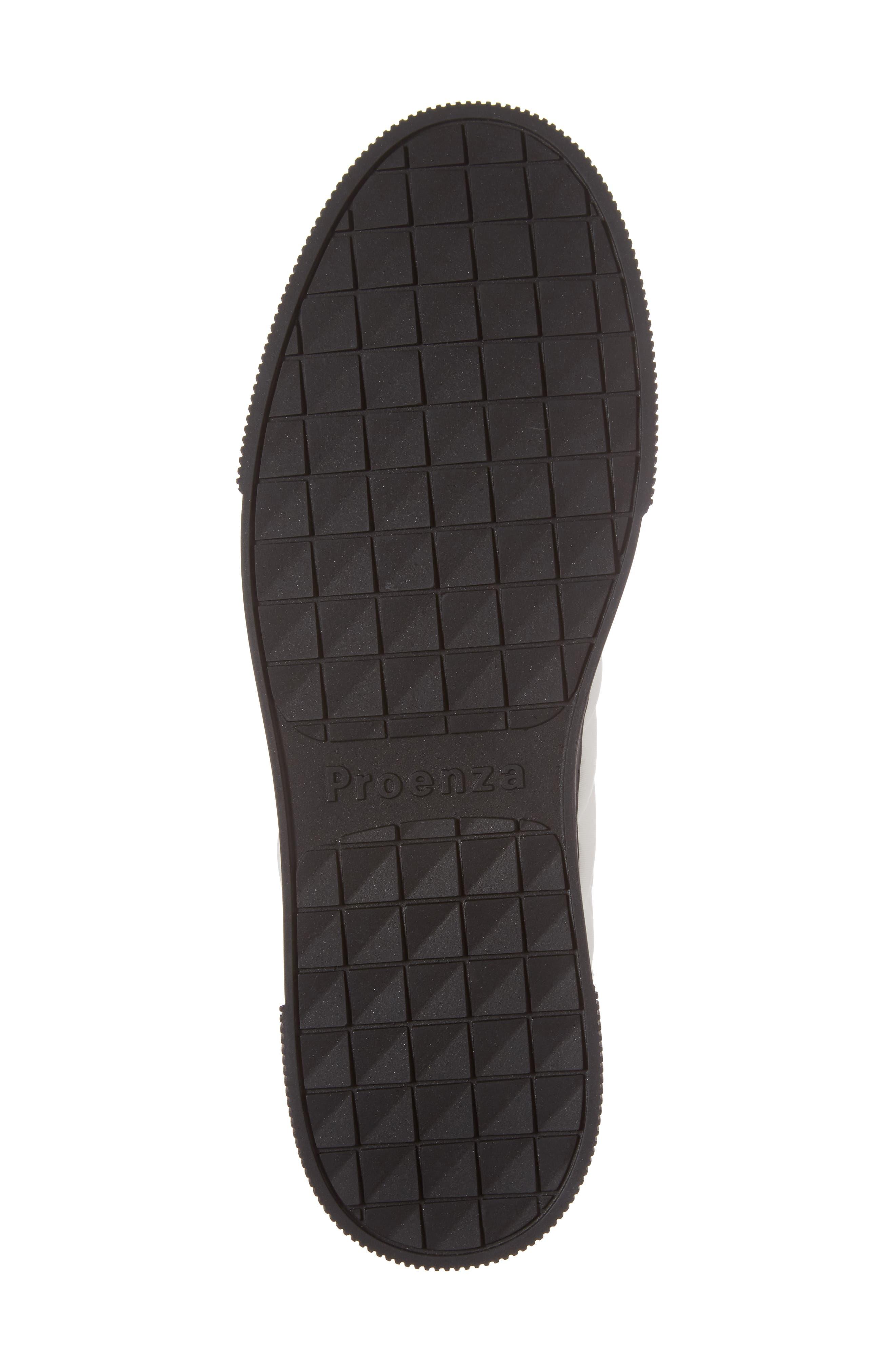 Sneaker,                             Alternate thumbnail 6, color,                             White
