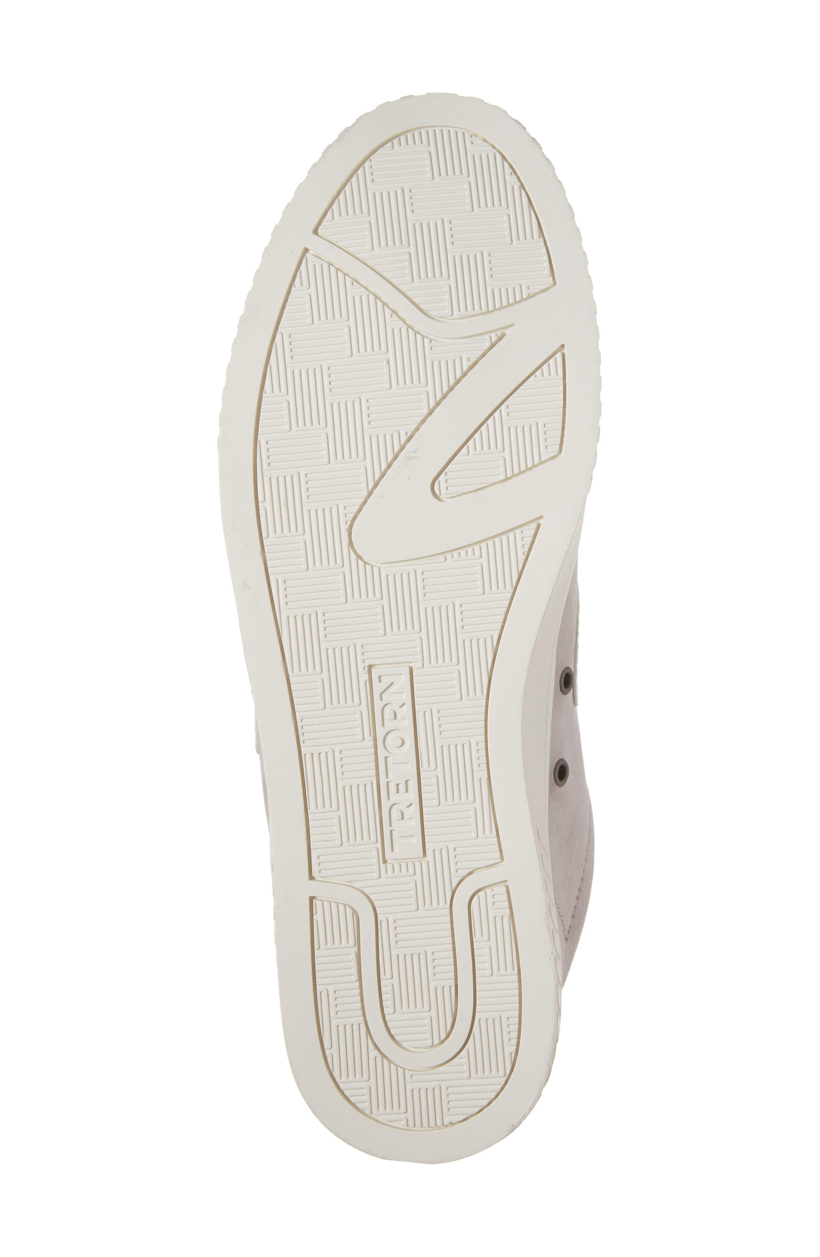 Camden 3 Sneaker,                             Alternate thumbnail 6, color,                             Birch/ White Nubuck