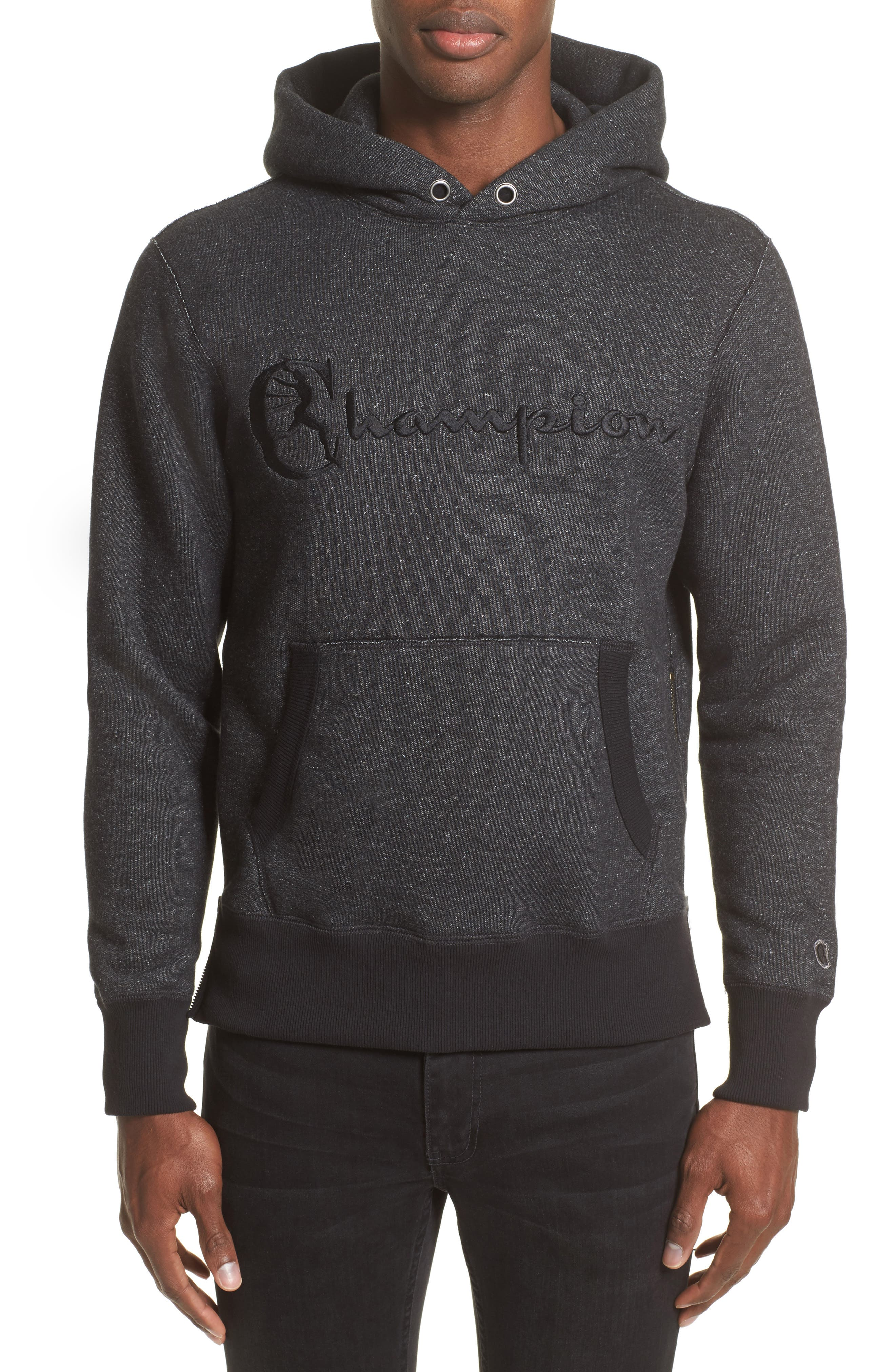 Alternate Image 1 Selected - Todd Snyder + Champion Hoodie