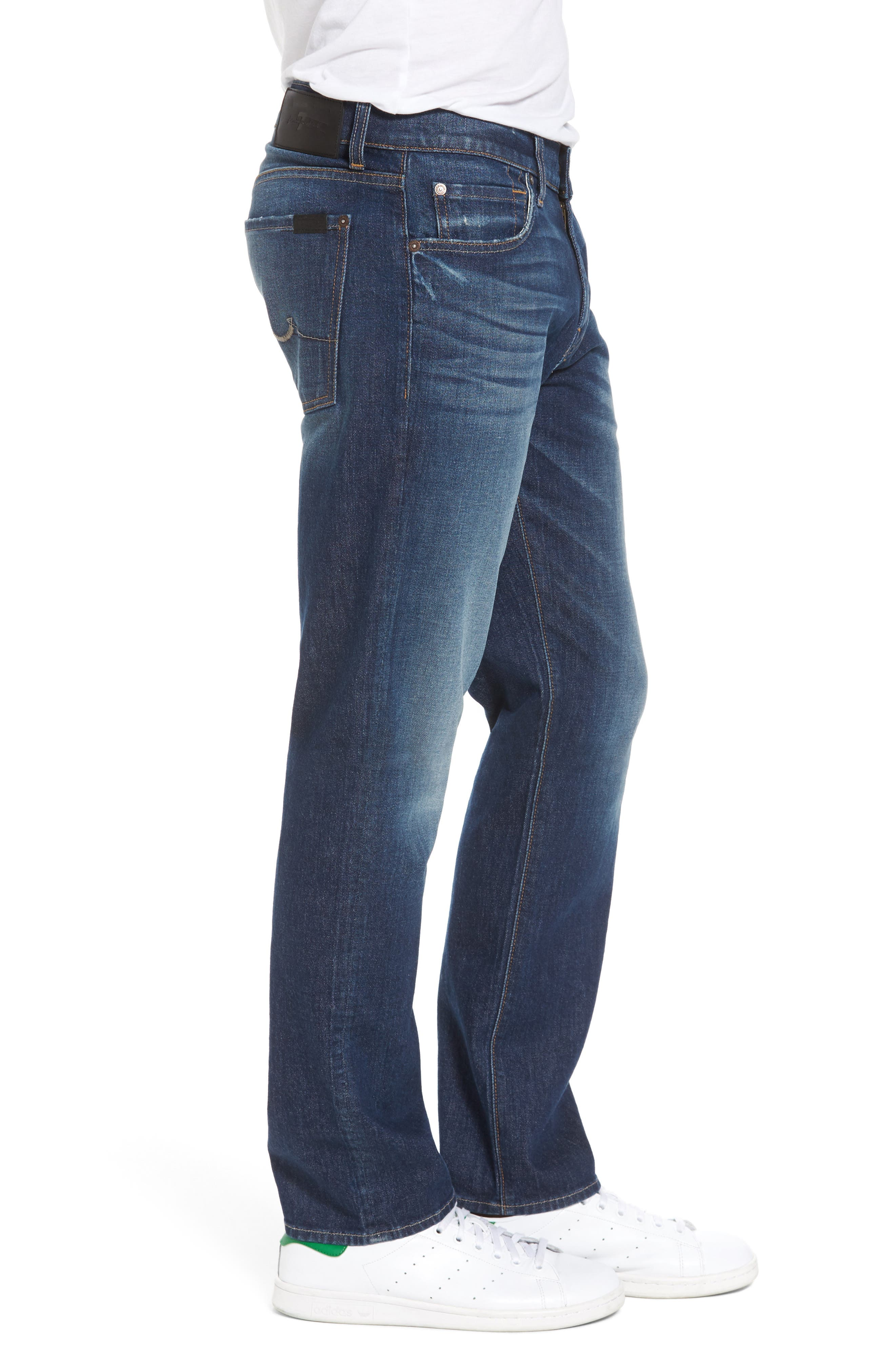 Alternate Image 3  - 7 For All Mankind® Slimmy Slim Fit Jeans (Venture)