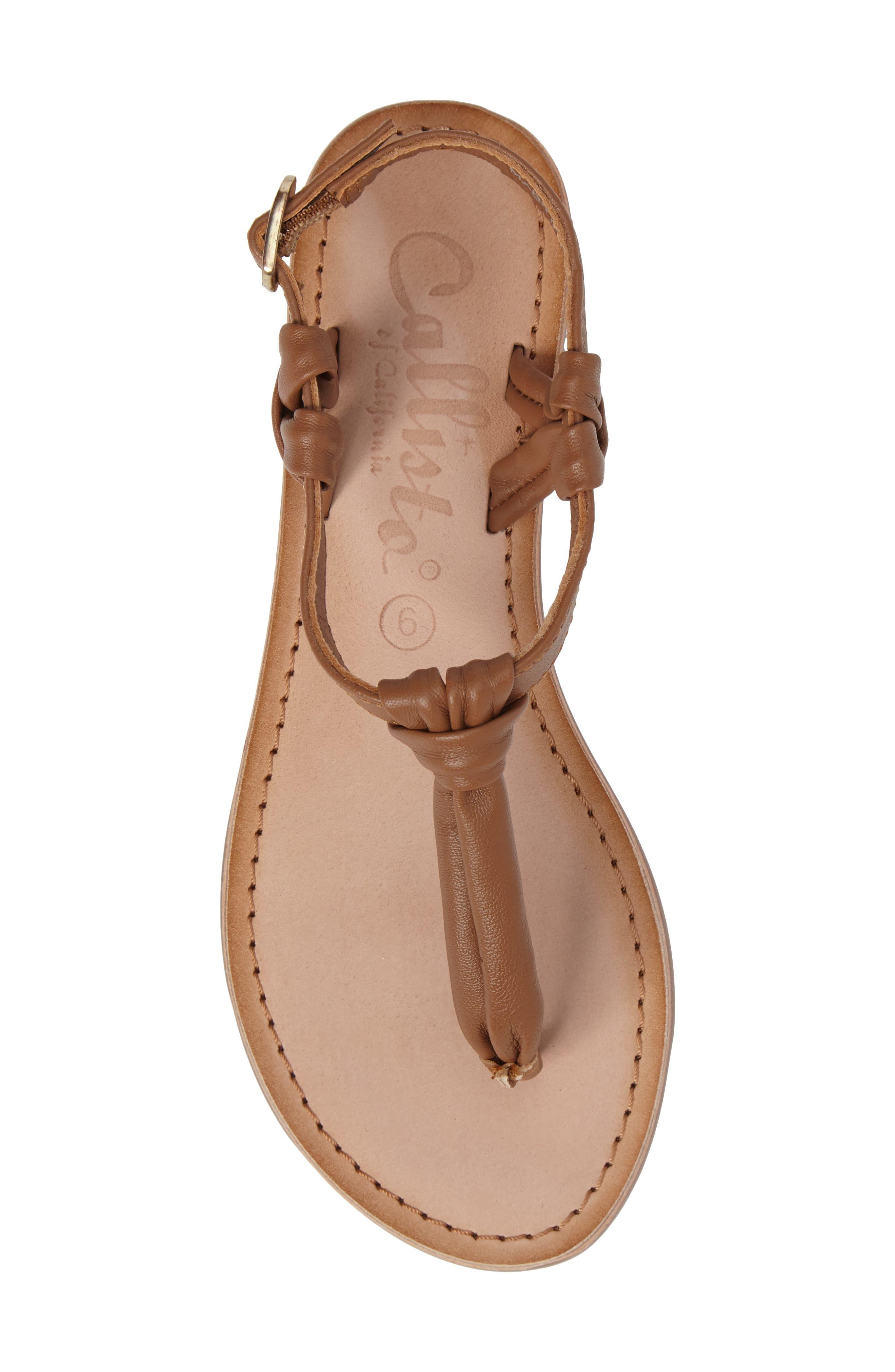 Alternate Image 5  - Callisto Azza T-Strap Sandal (Women)