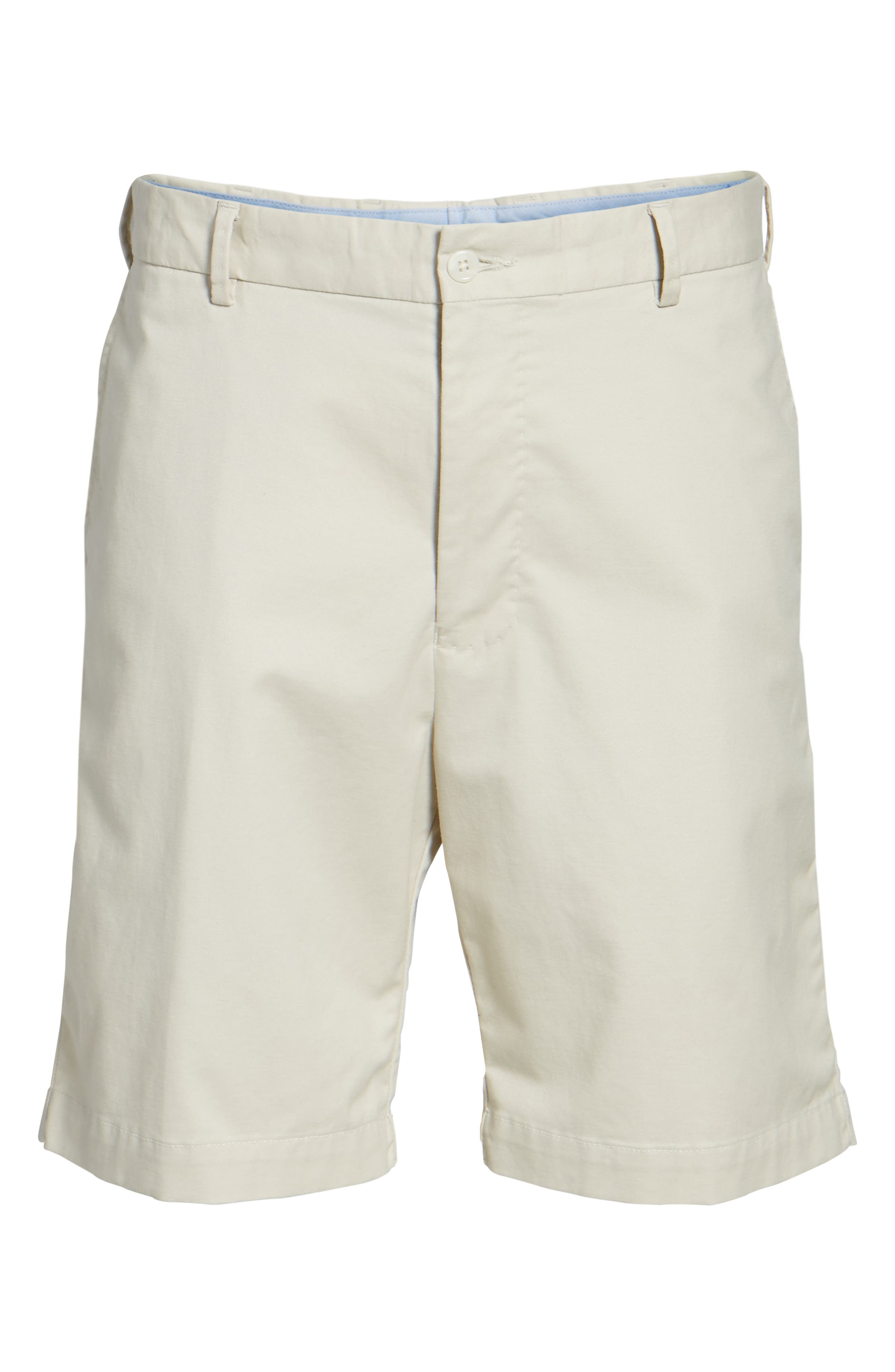 Alternate Image 6  - Peter Millar Soft Touch Twill Shorts (Tall)