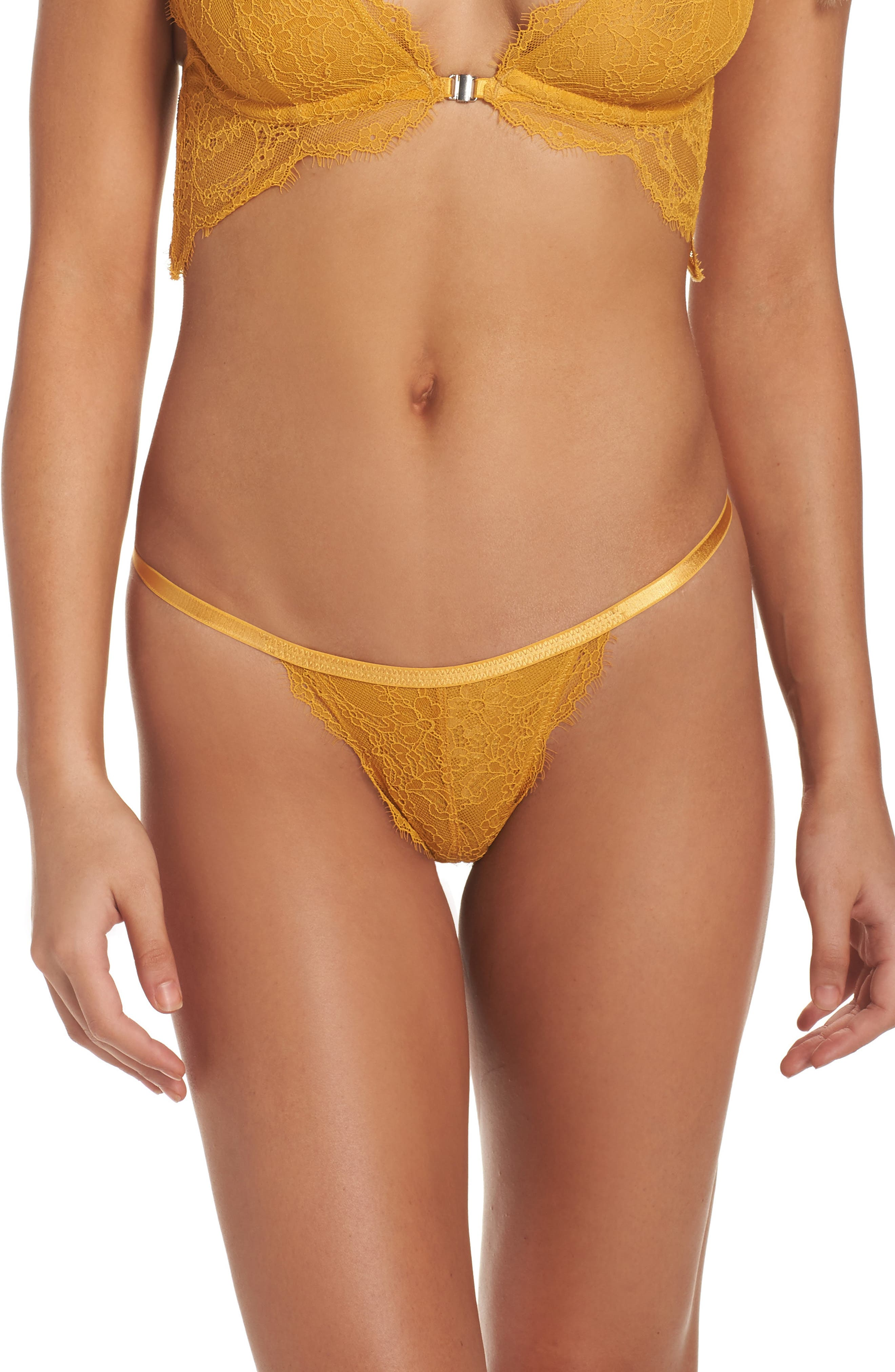 Free People Intimately FP You're So Great Thong